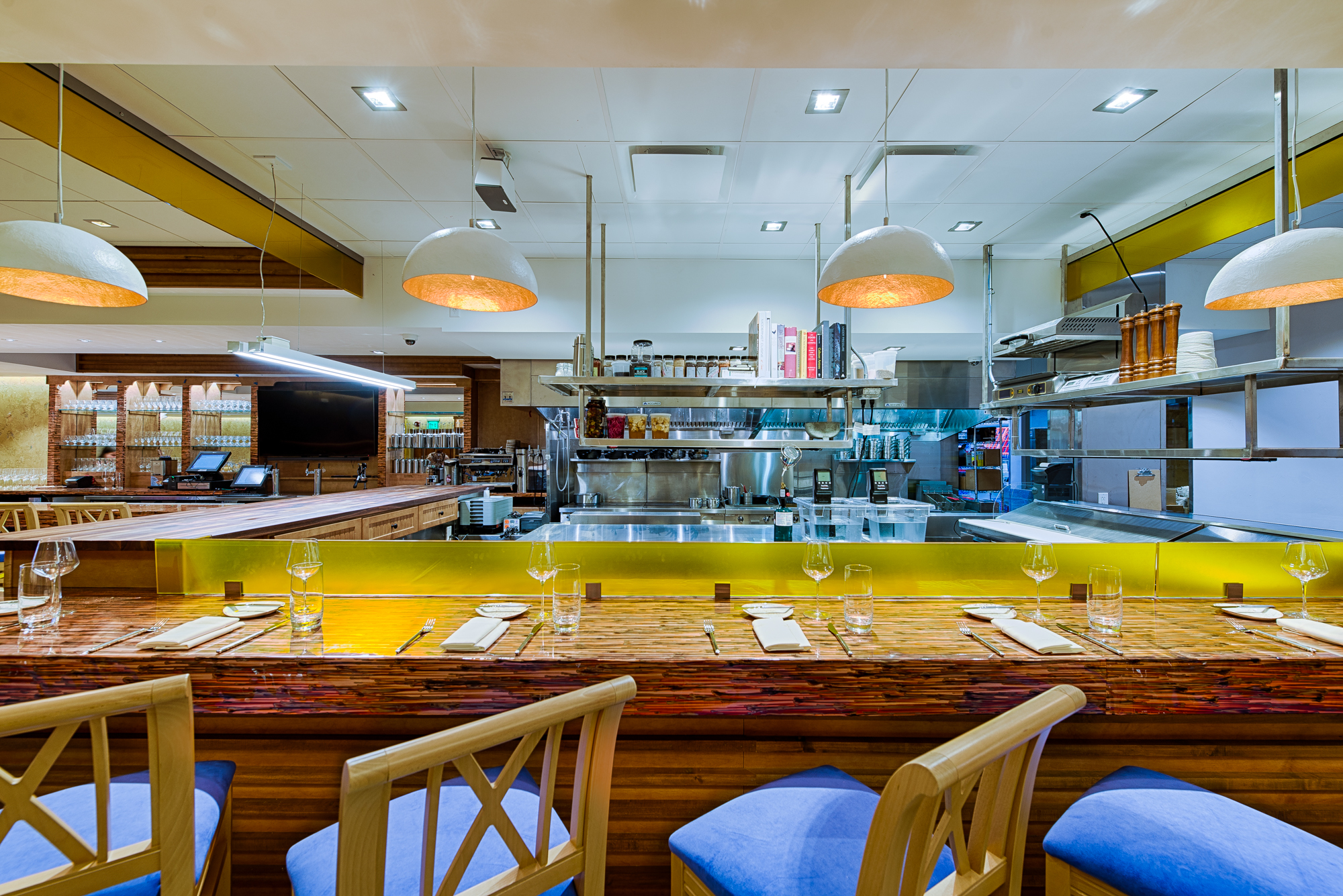 Inside Clarity, the Vienna Restaurant with Plenty of Views of the ...