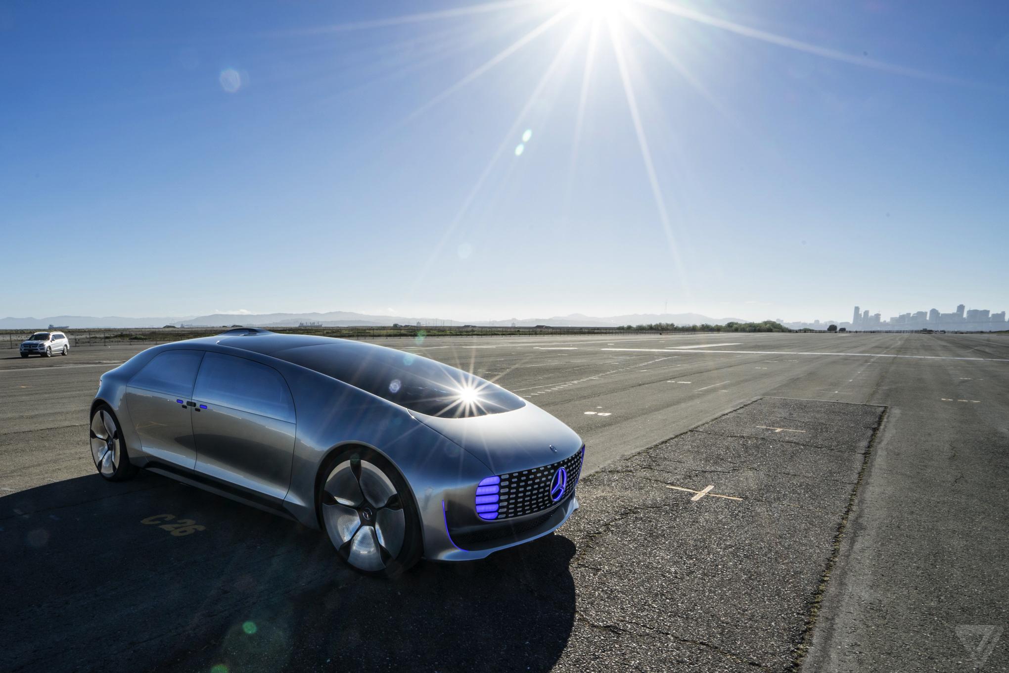 Mercedes benz design chief gorden wagener believes people for Mercedes benz autonomous driving