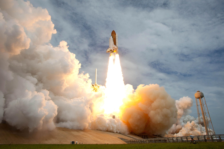 space shuttle launching - photo #13