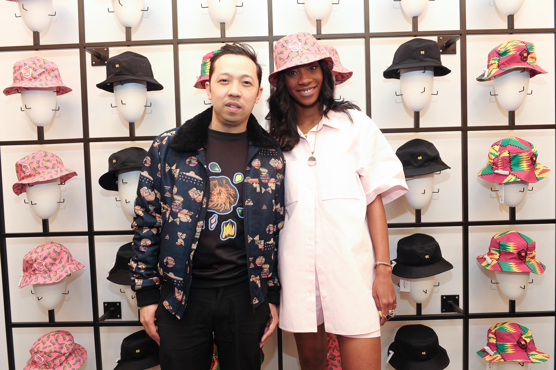 8452554c737 Rihanna s Best Friend Built the  Perfect  Bucket Hat - Racked