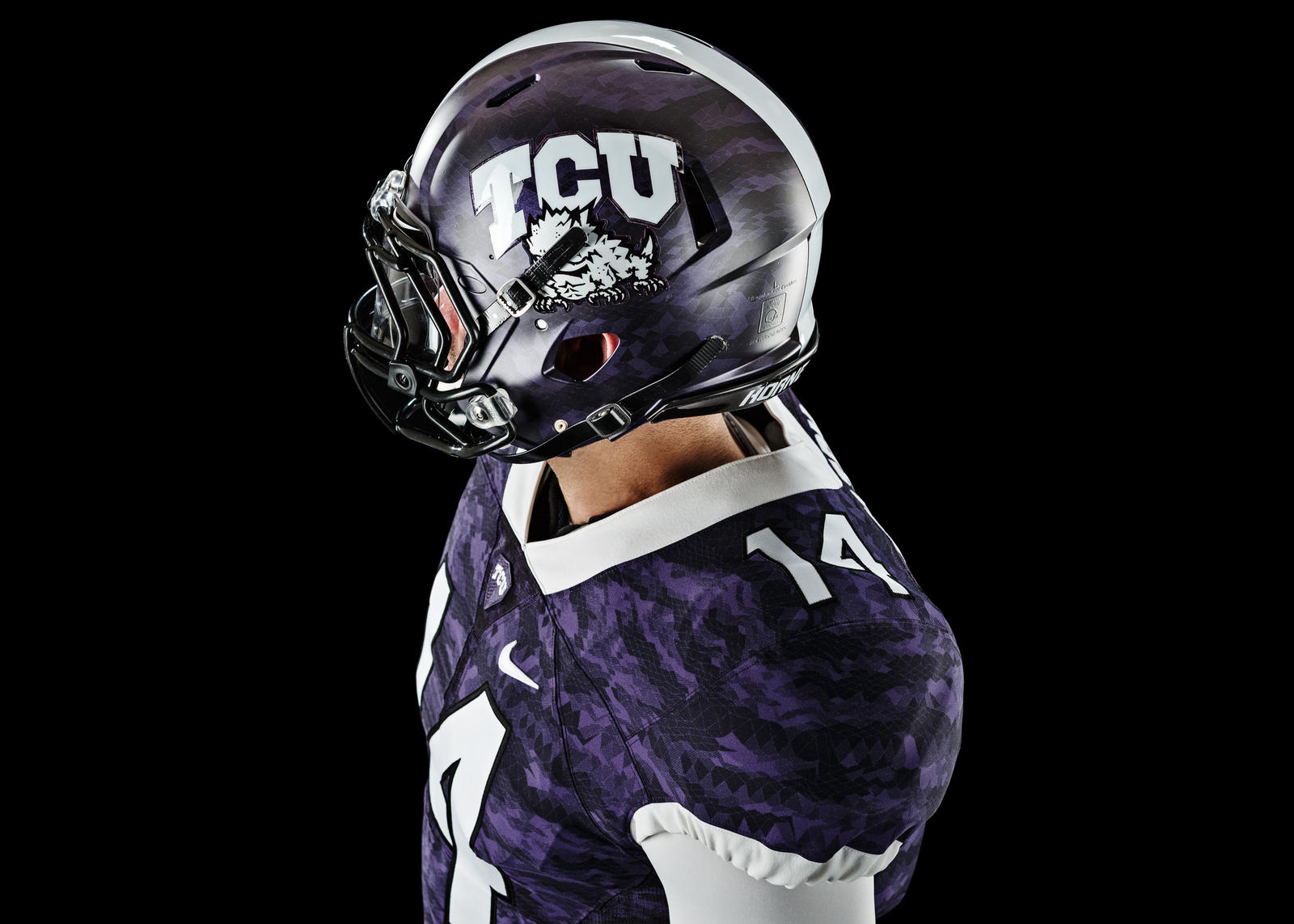 de0fa3363 TCU Reveals New Nike Uniforms at Spring Game - Frogs O' War