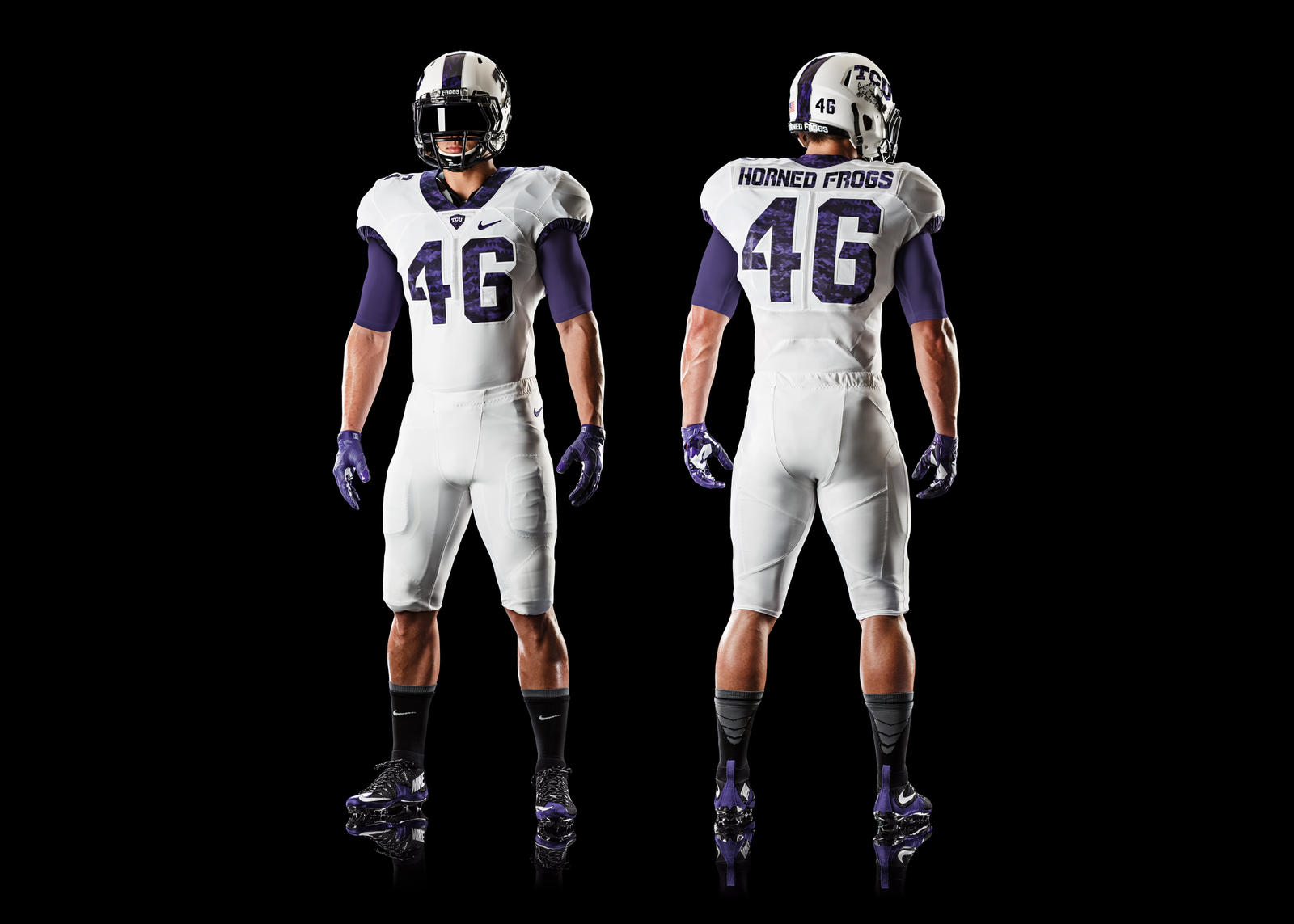 ea84862c5 TCU Reveals New Nike Uniforms at Spring Game - Frogs O' War