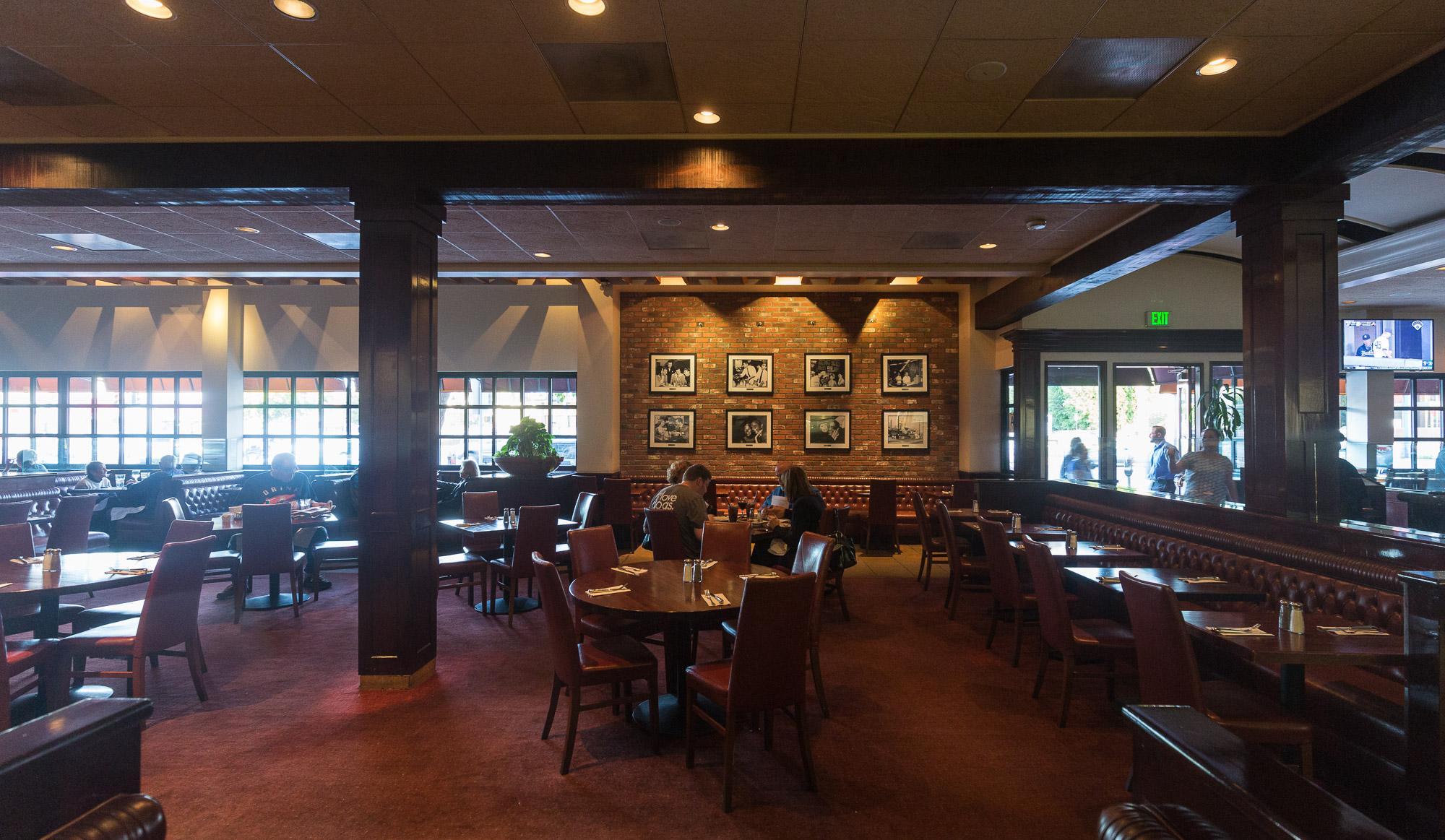 The Last Standing Hamburger Hamlet, Friday 7 p.m. - Eater LA