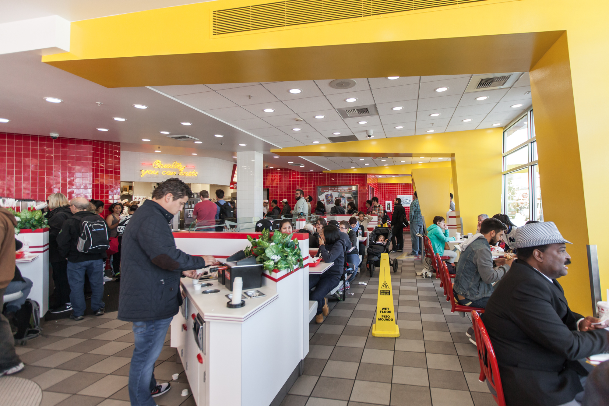 In-N-Out Burger at Fisherman's Wharf, Tuesday, 1 p m  - Eater SF