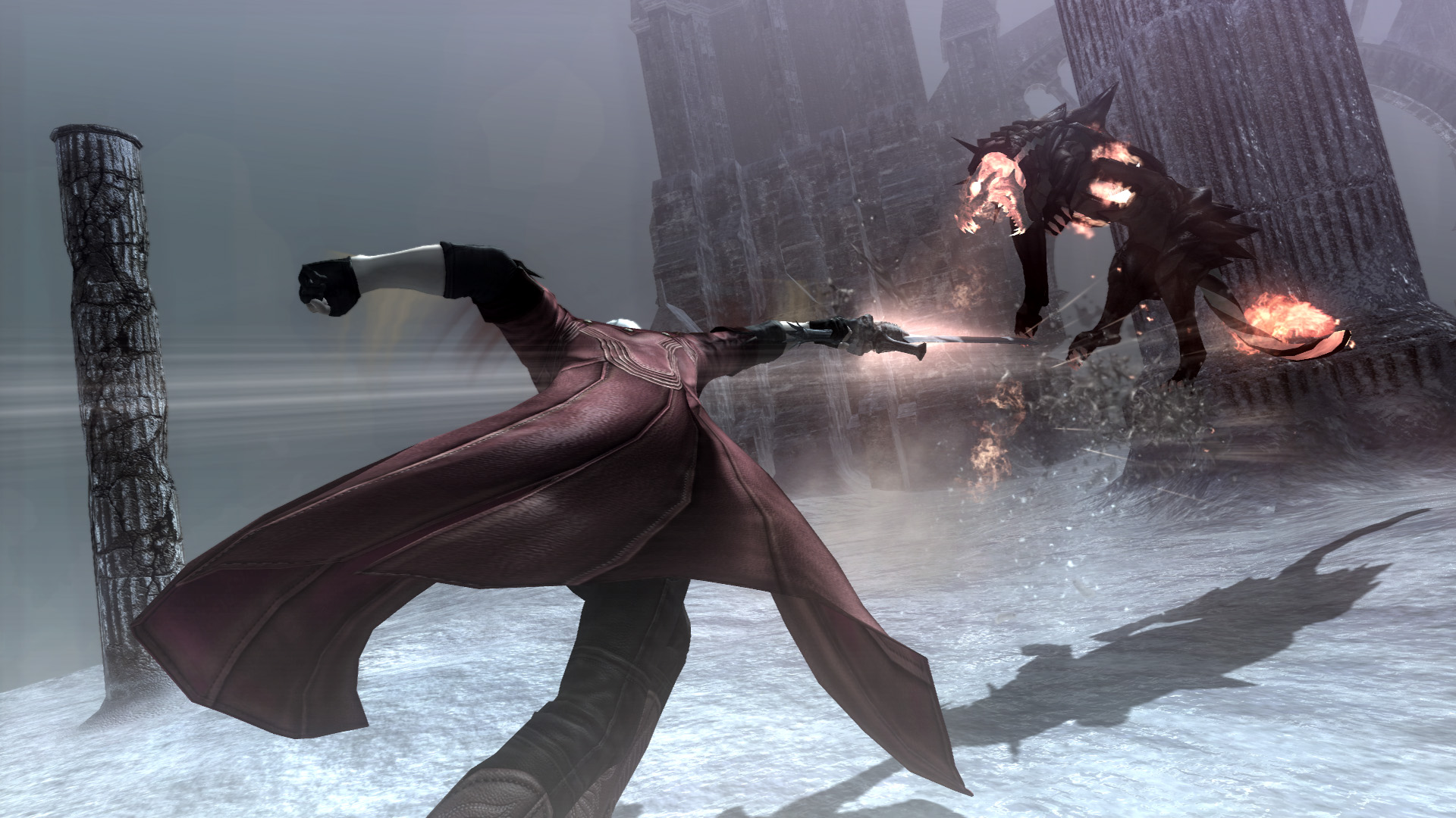 Hands-on with Devil May Cry 4 Special Edition's many playable characters