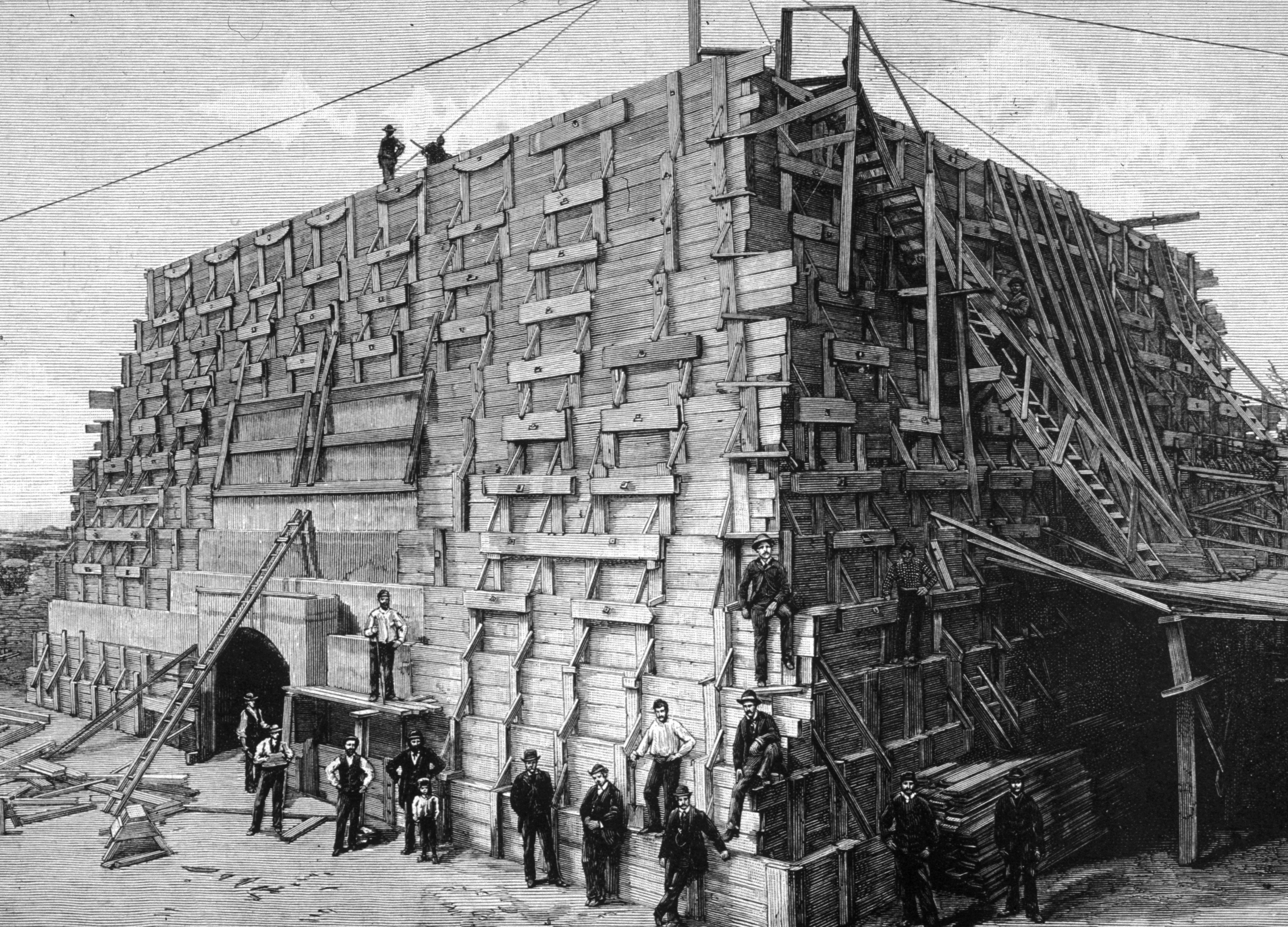 Exhibition Stand Builders New York : When did the statue of liberty arrive in new york harbor