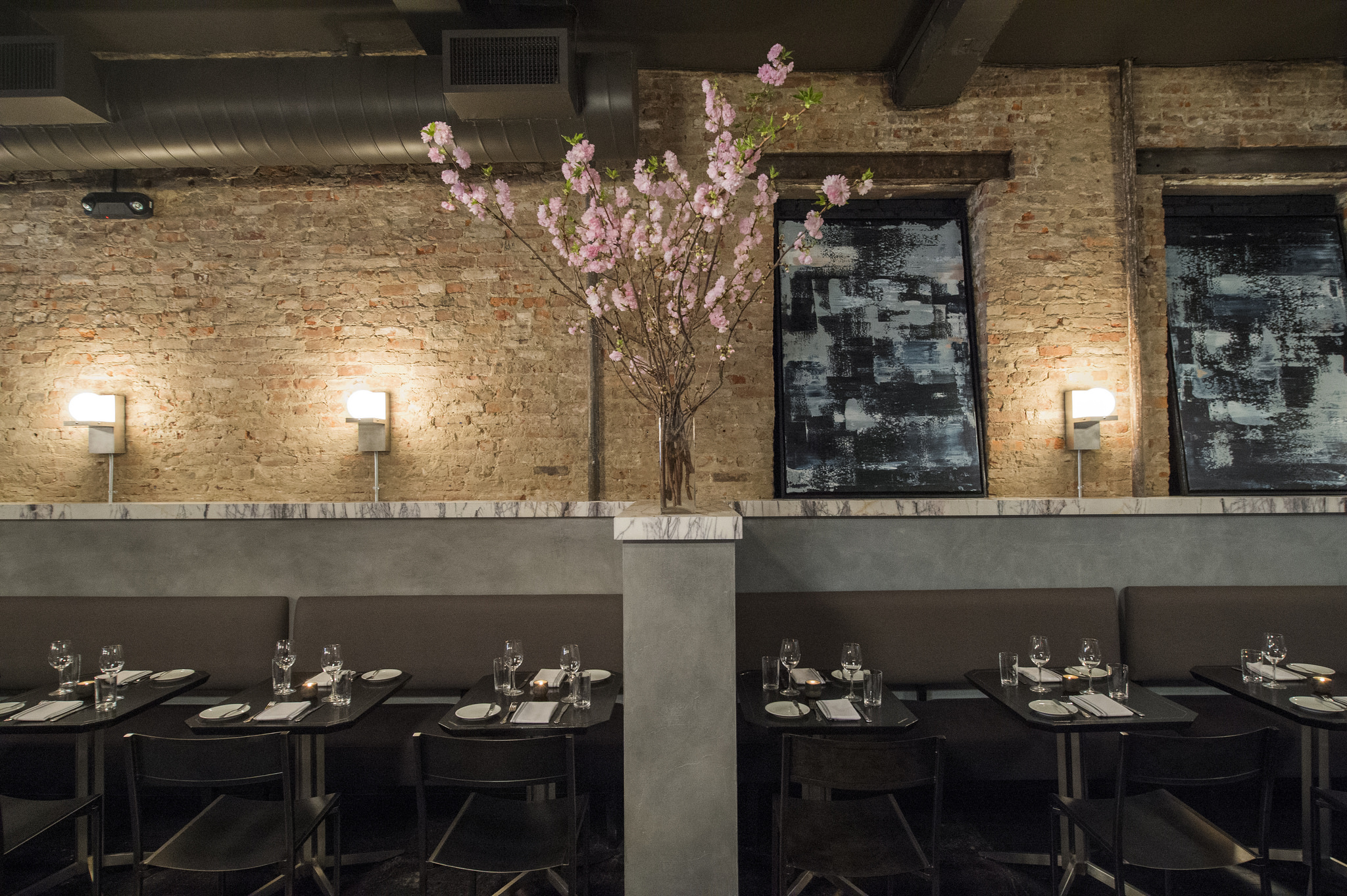 Rebelle The Pearl Ash Team S Chic Modern French Restaurant On