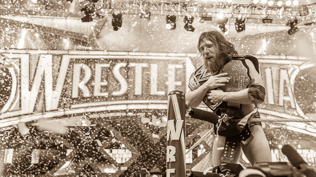 The 30 Day Challenge: Day 28 -- Favorite Wrestlemania ...