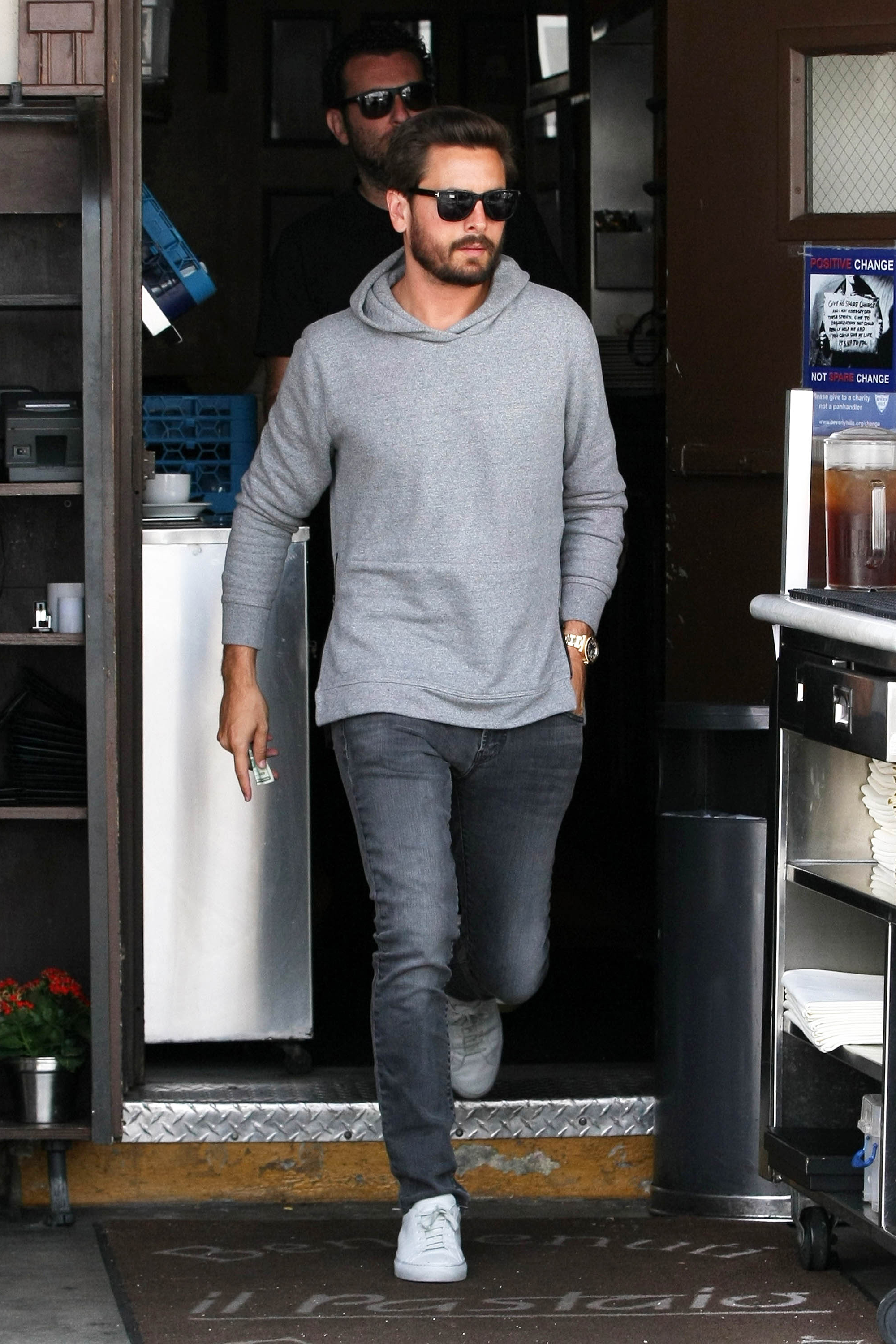 The Normcore-ification of Scott Disick - Racked