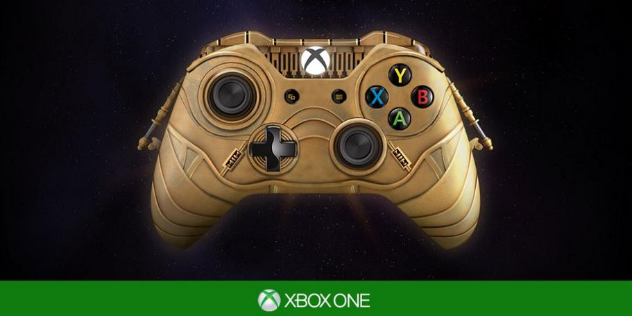 four unbelievable xbox one star wars controllers youre