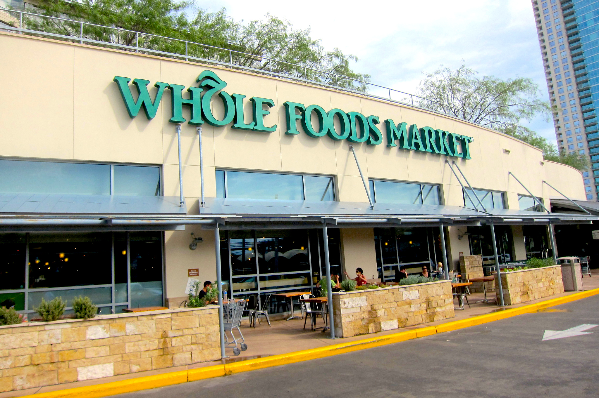 Blue apron yelp - Whole Foods Launches Store For Broke People
