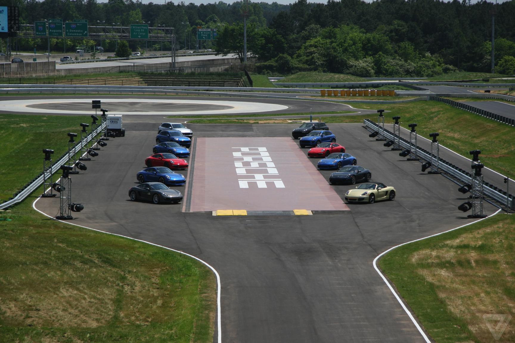 Porsche Experience Center >> The 100 Million Playground Inside Porsche S New Experience Center