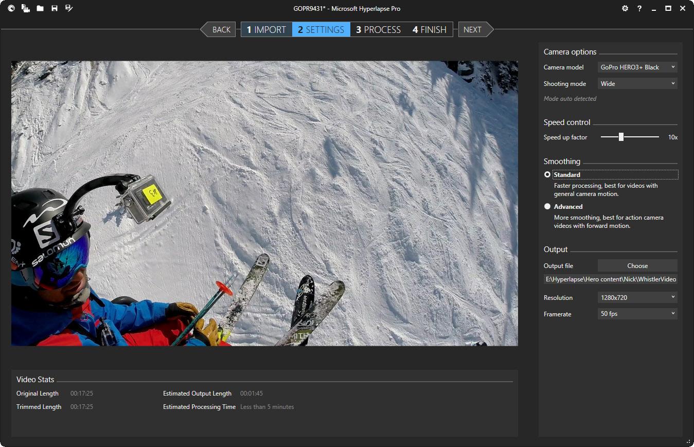 Microsoft Hyperlapse creates smooth time-lapse videos on ...