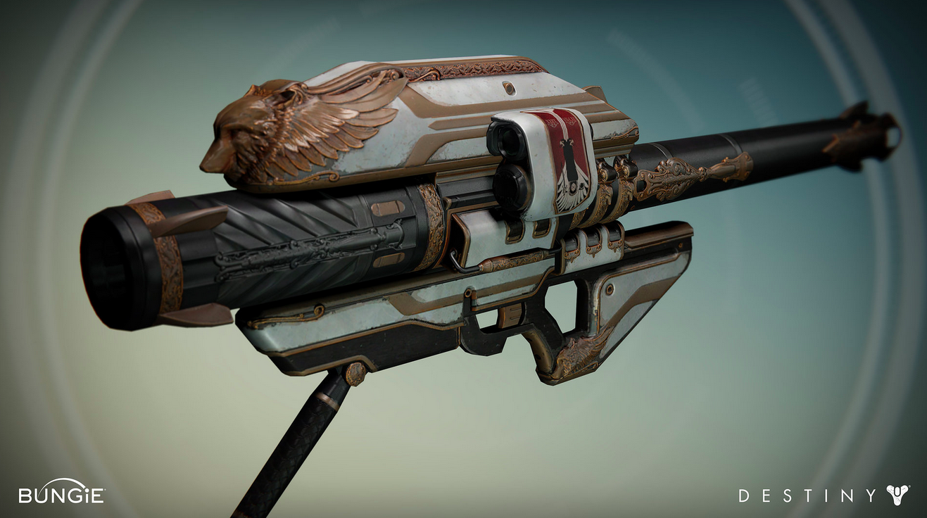 Best destiny primary weapons as of july 2015 - Destiny S Gjallarhorn Is Everything Wonderful And Terrible About The Game