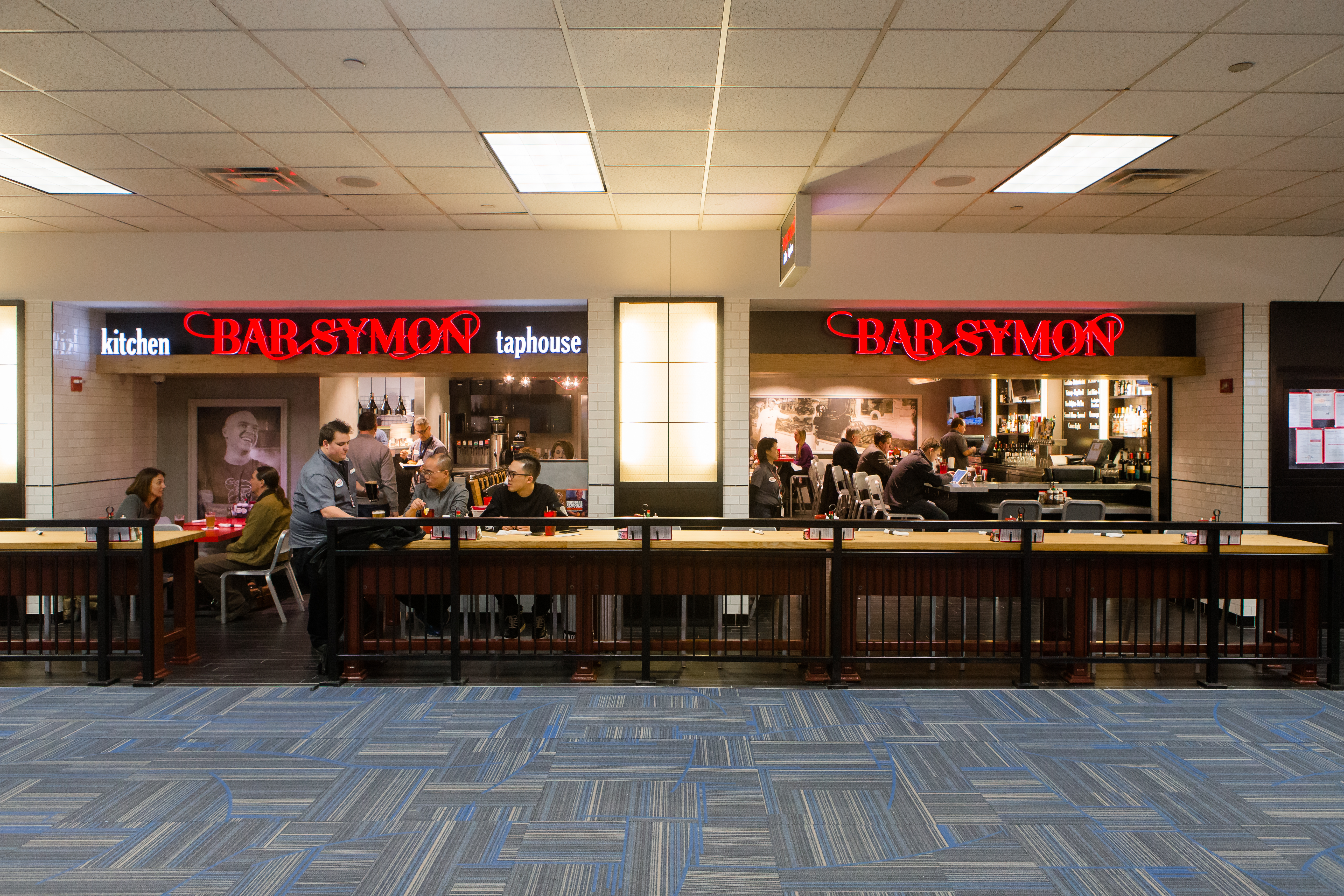Where to Eat at Washington Dulles International Airport IAD