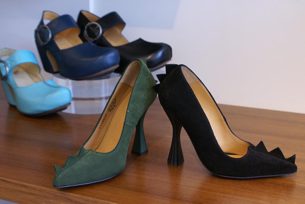 Abbot Kinney Shoe Store