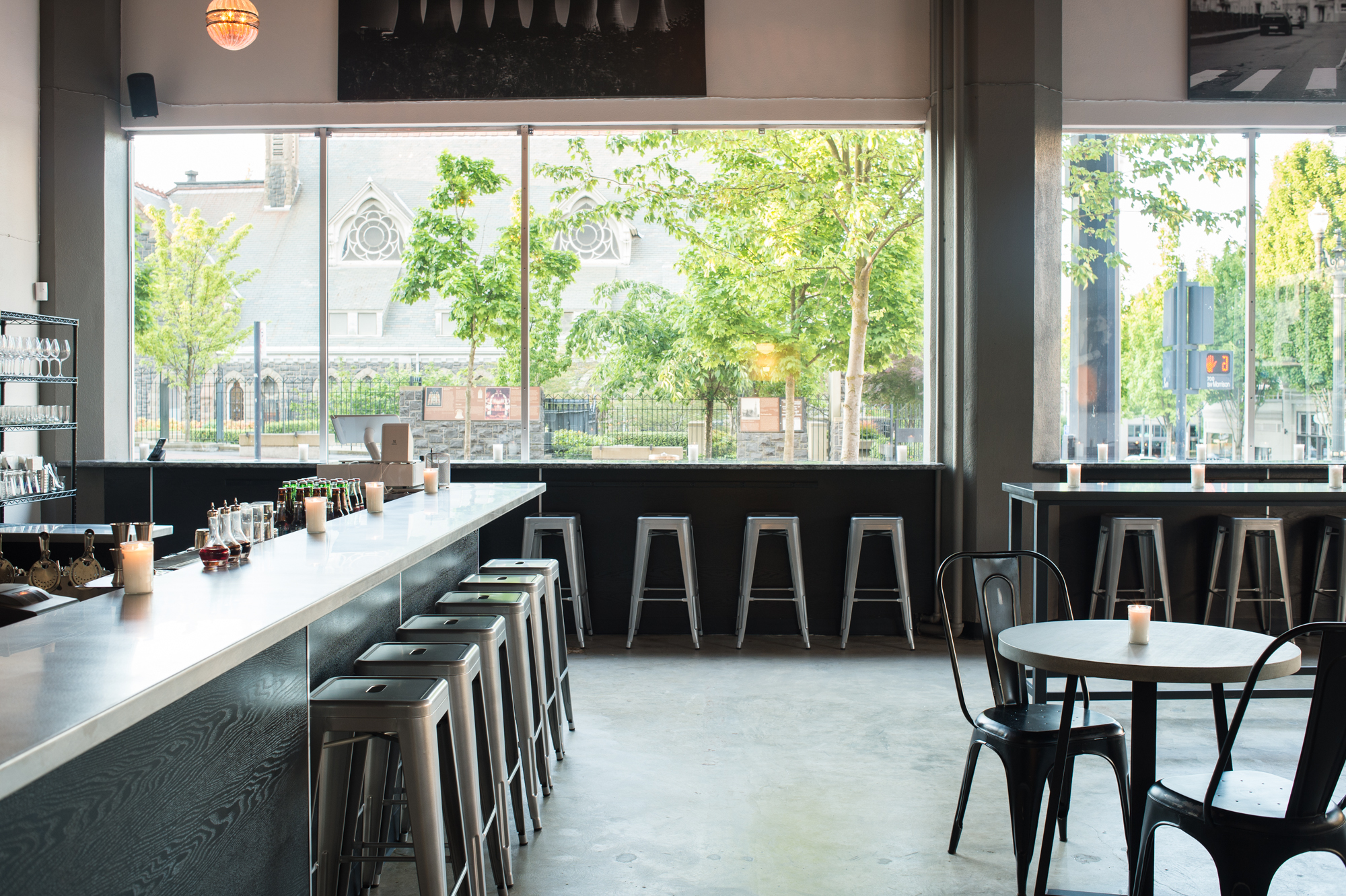 Shift Drinks Bar Is Now Open Take A Look Inside Eater
