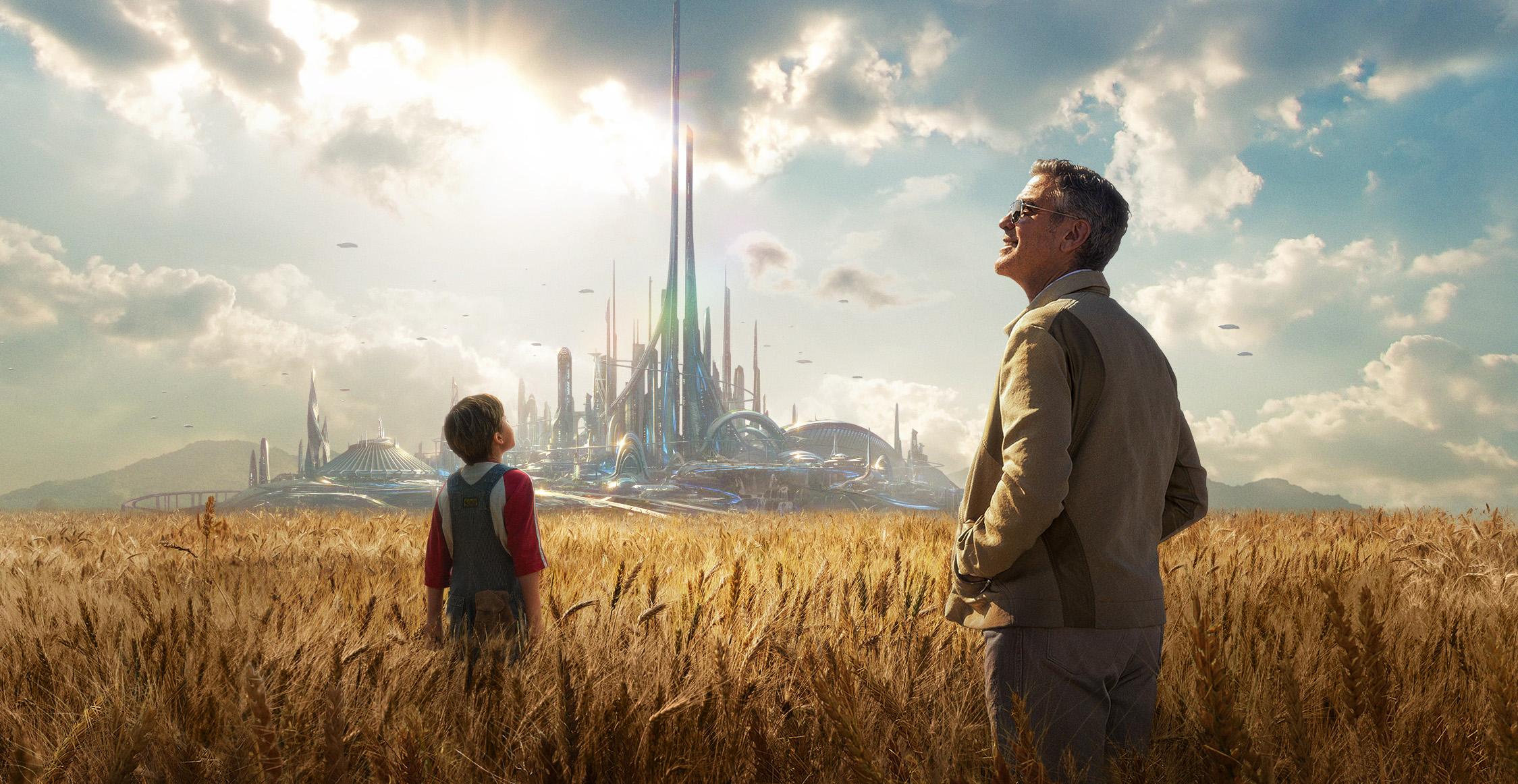 Tomorrowland Review: Great Big Beautiful Tomorrow | Polygon