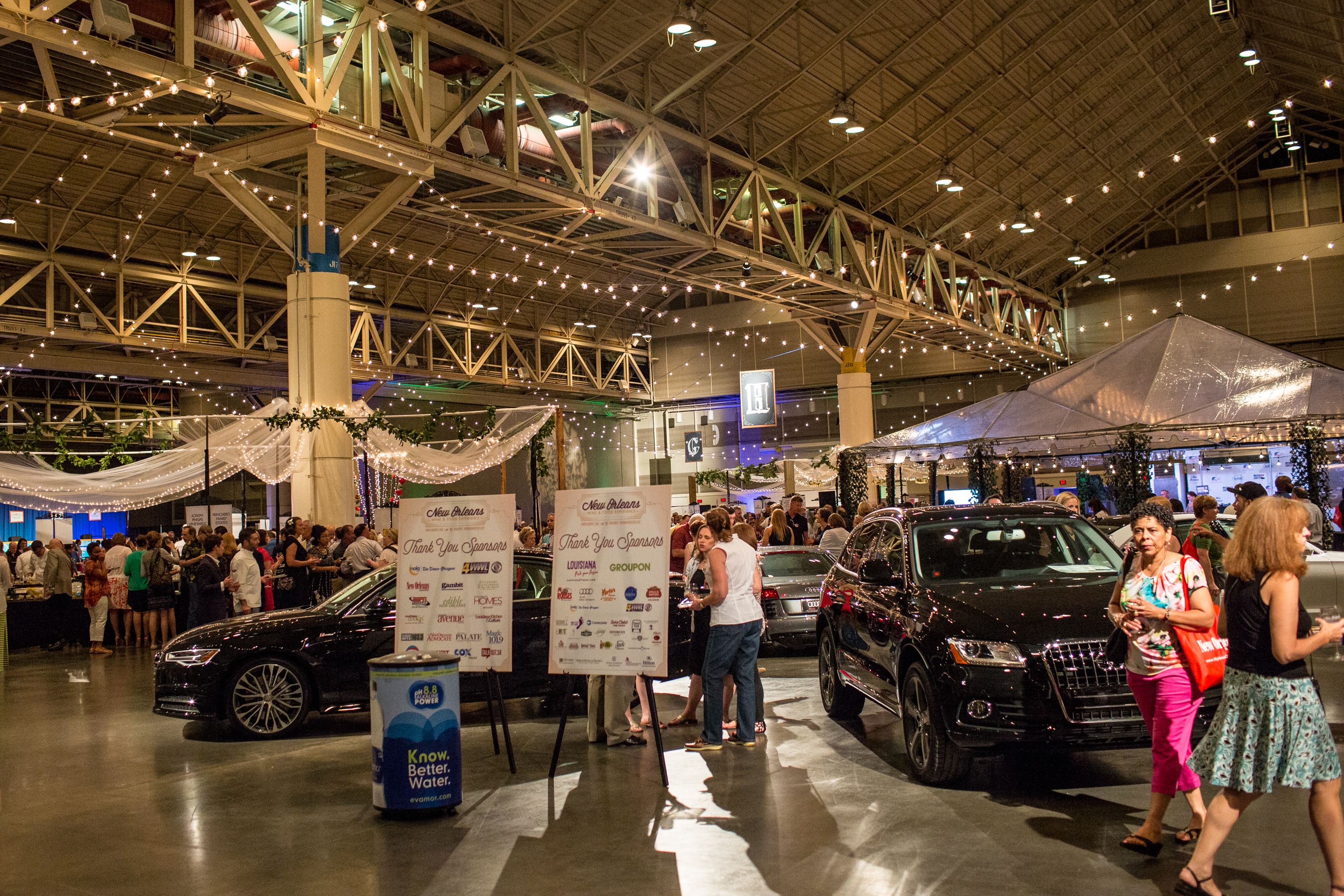 Behold All The Pasties Pastries And Good Times You Missed At NOWFE - New orleans car show