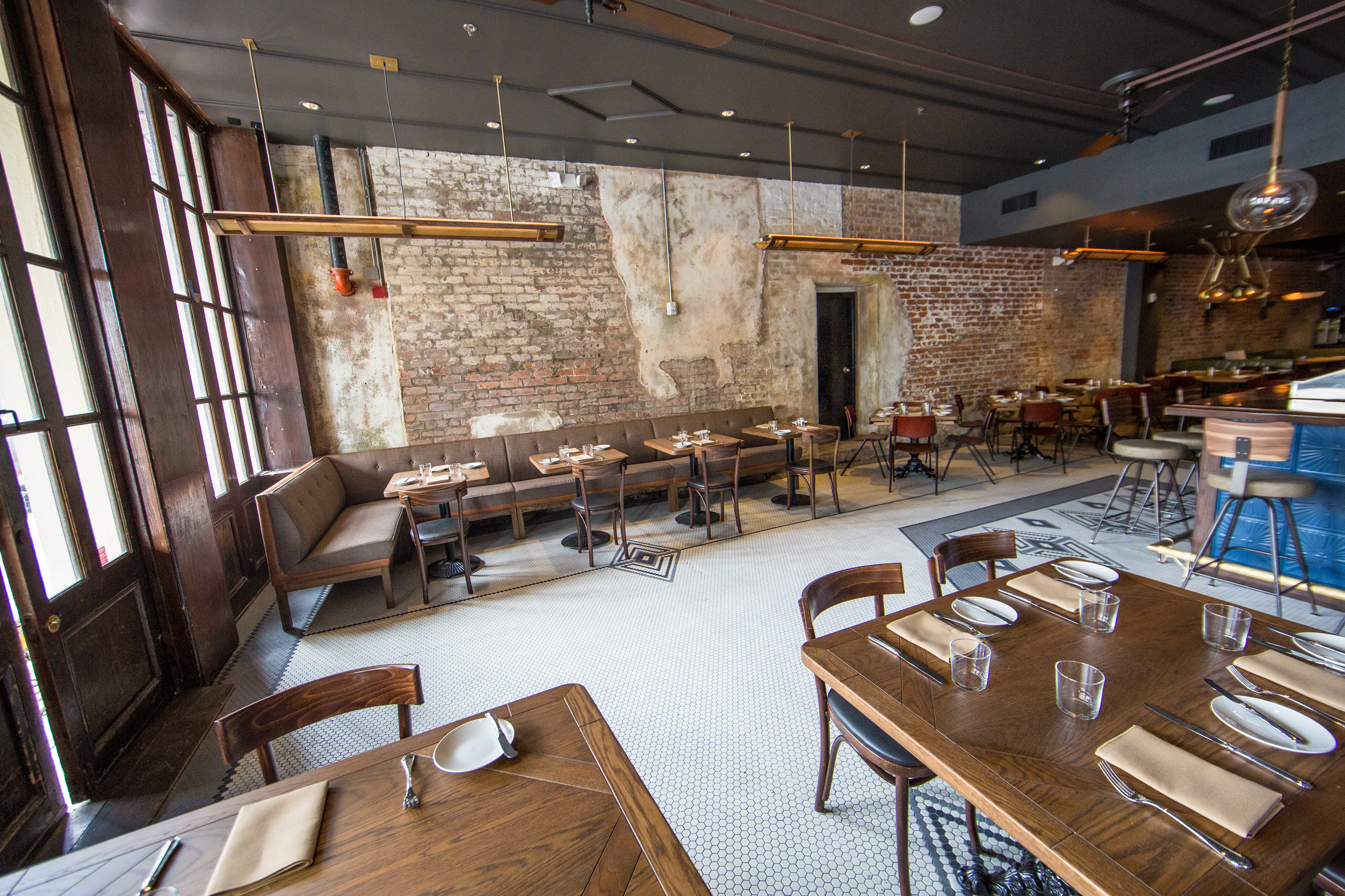 A Look Inside Compère Lapin Opening June 2 In The Warehouse District