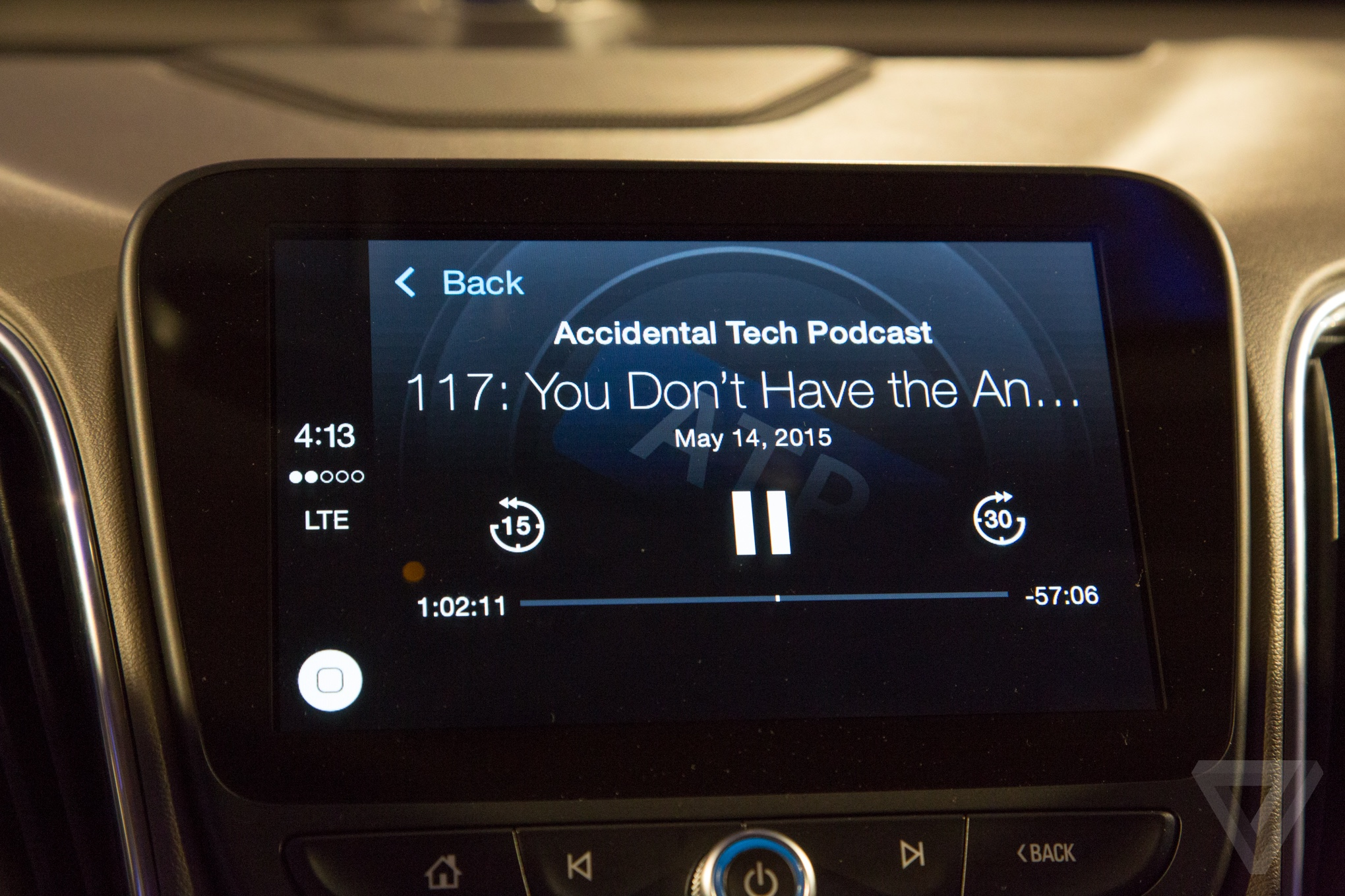 Chevrolet CarPlay and Android Auto hands-on photos - The Verge