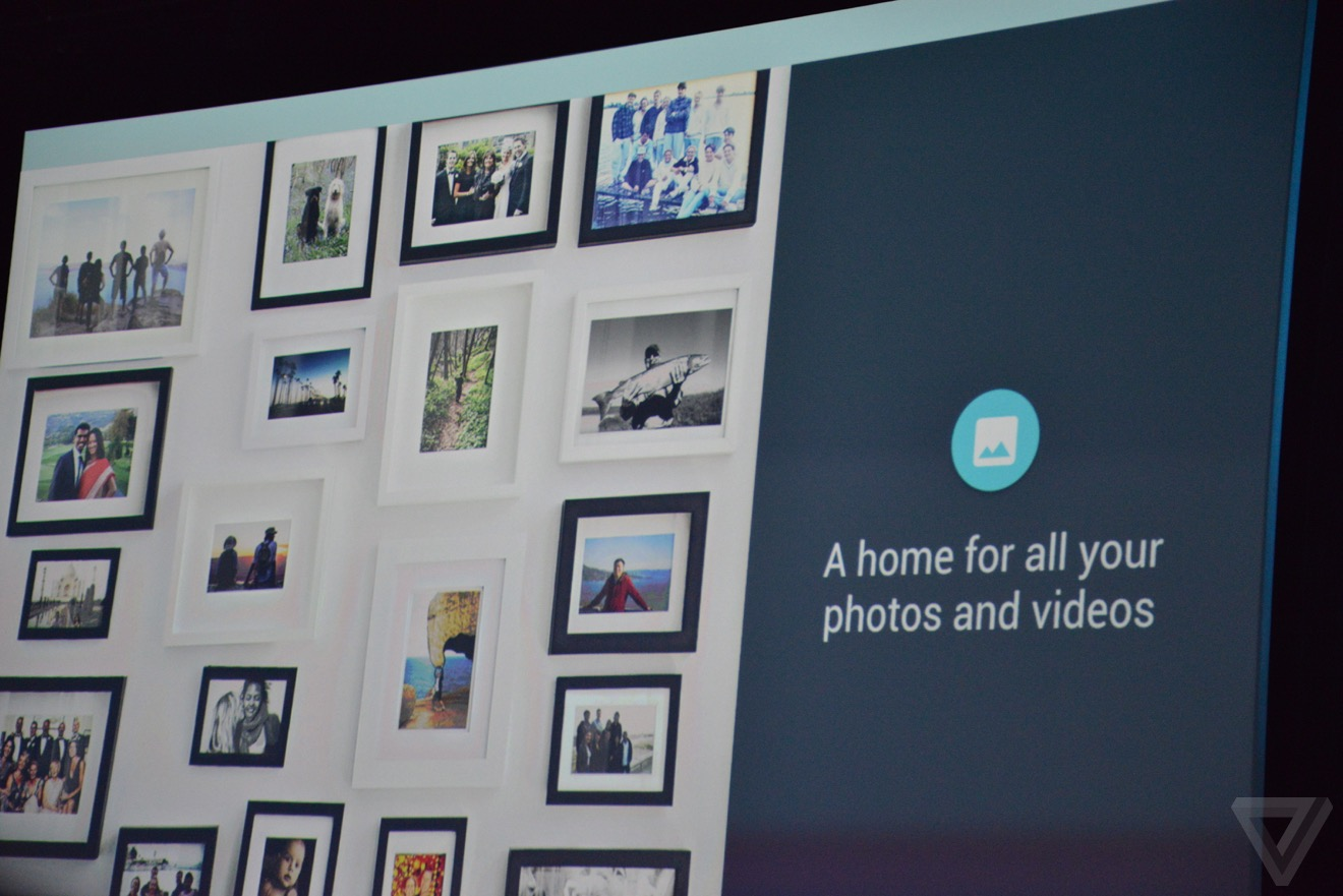Google Announces Unlimited Picture And Video Storage With New Photos App The Verge