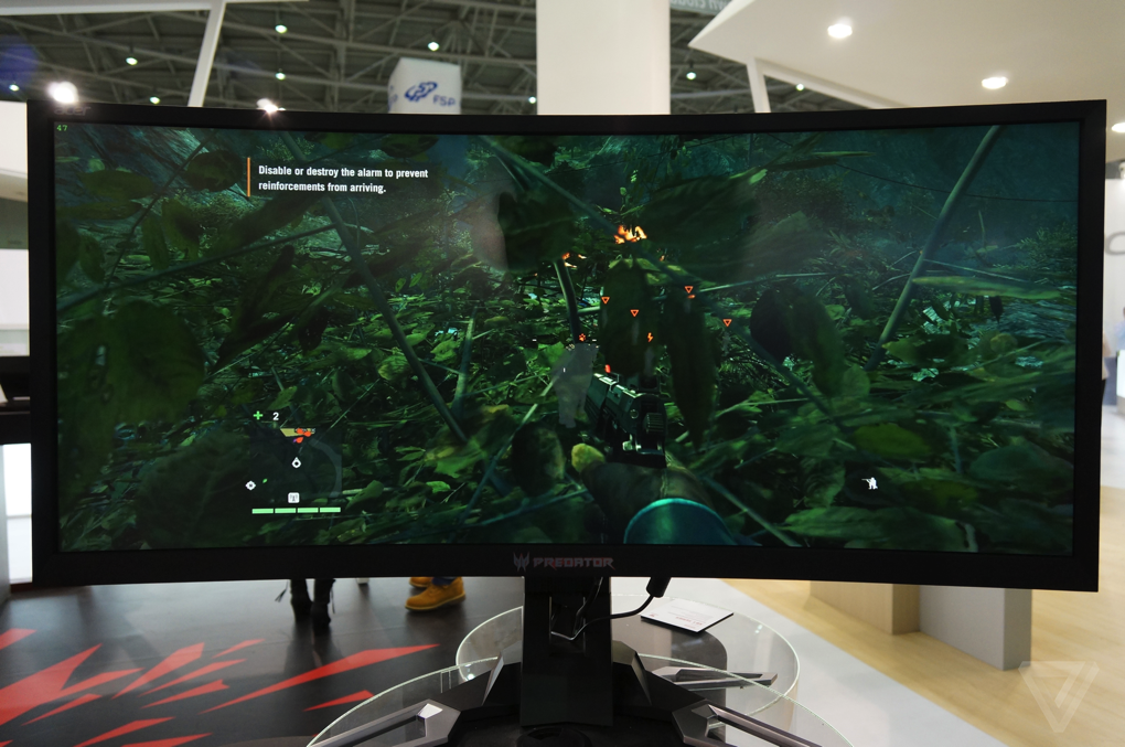 Big, curvy, and beautiful: the next generation of monitors is coming