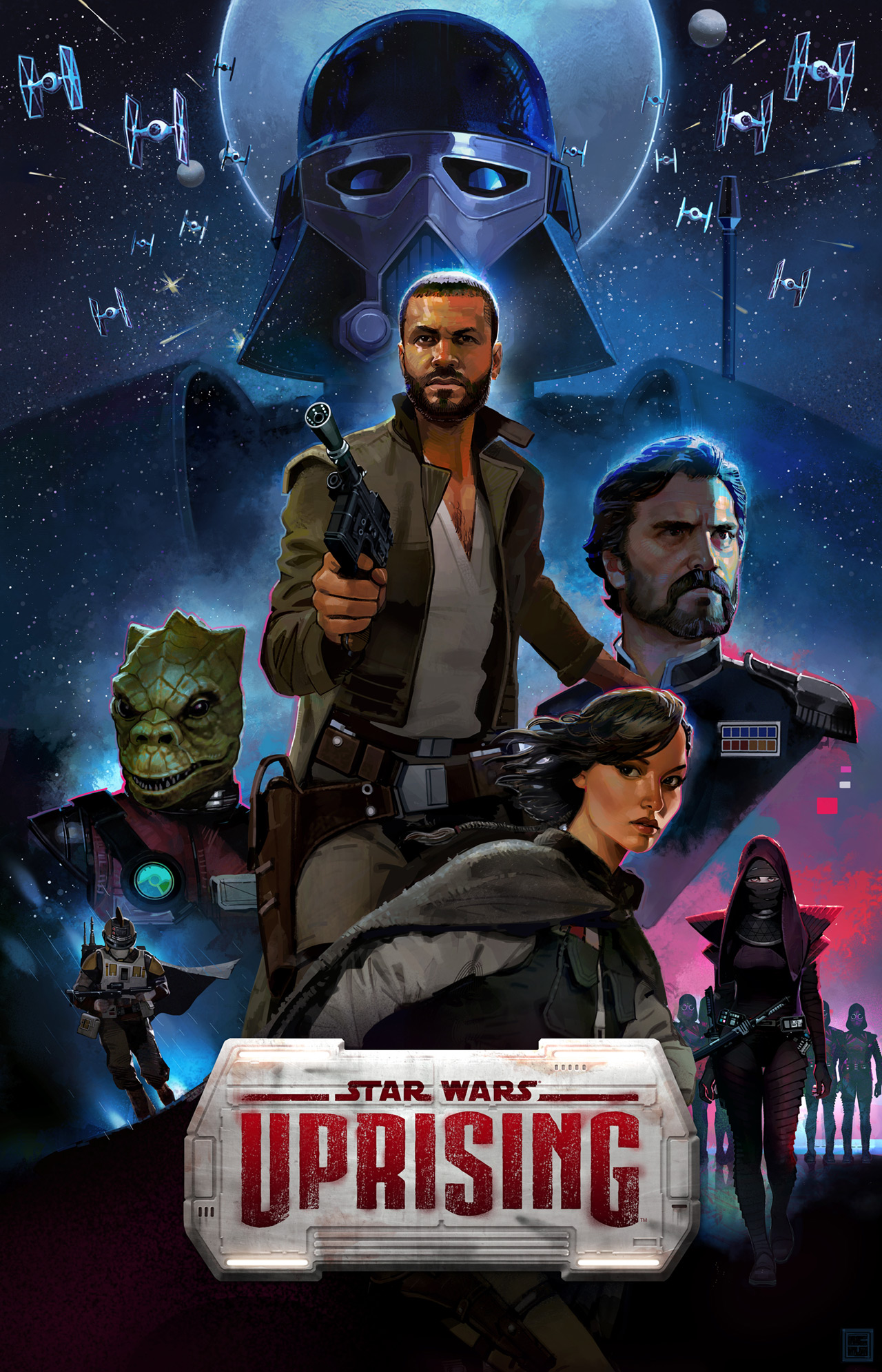 New Star Wars RPG coming set between Return of the Jedi and The Force Awakens