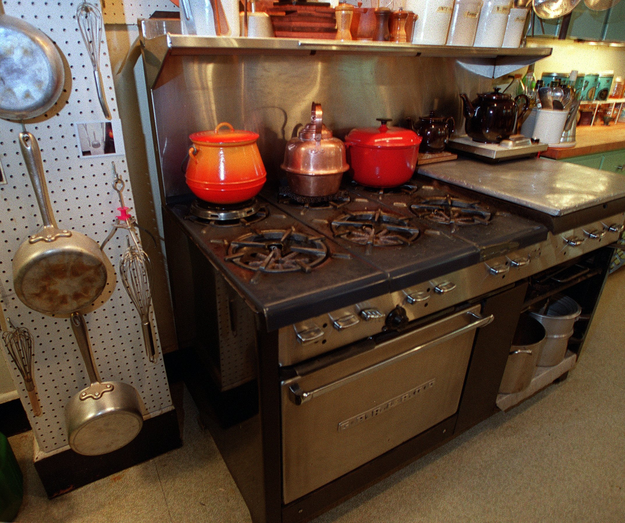 This Is Julia Child's Kitchen. See Why It's Perfect.