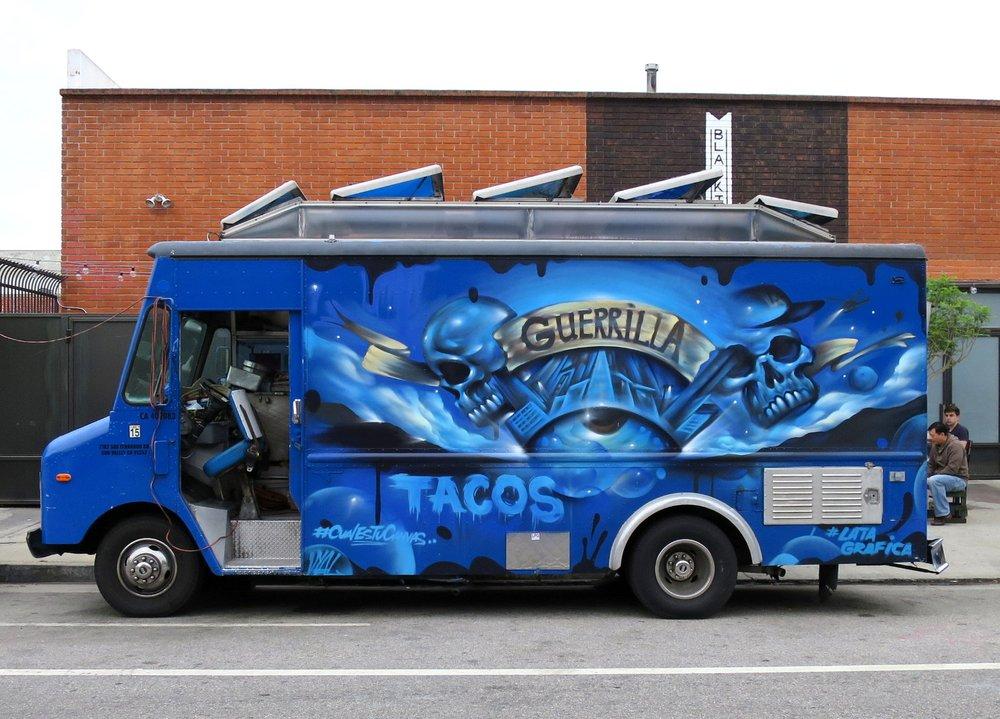 Best Korean Food Truck Los Angeles