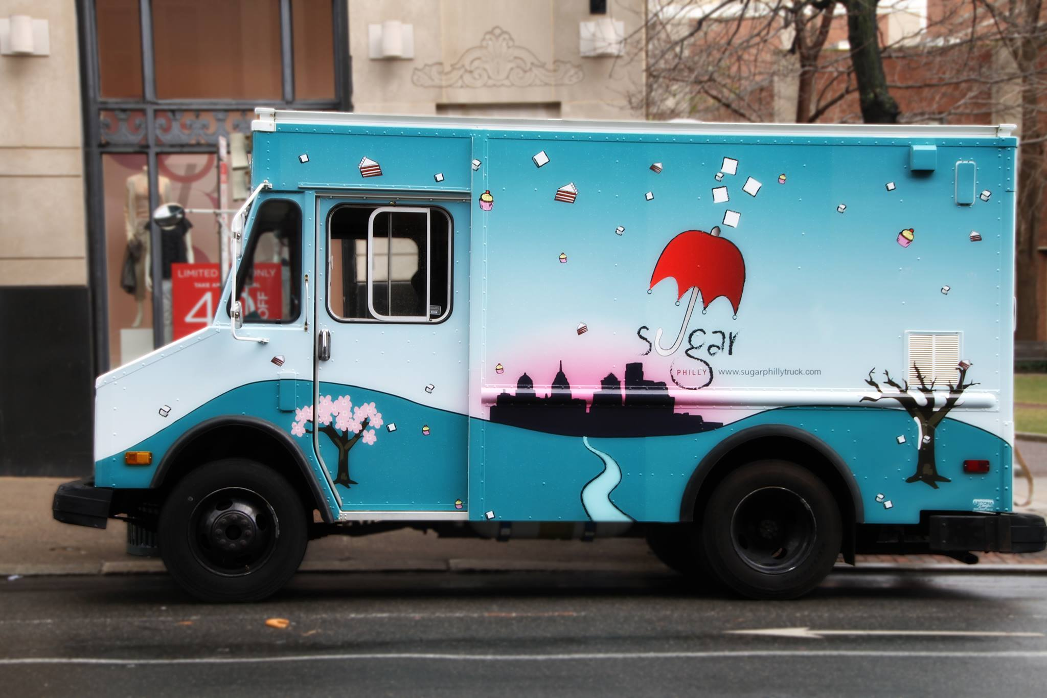 Macaron Food Truck Philadelphia
