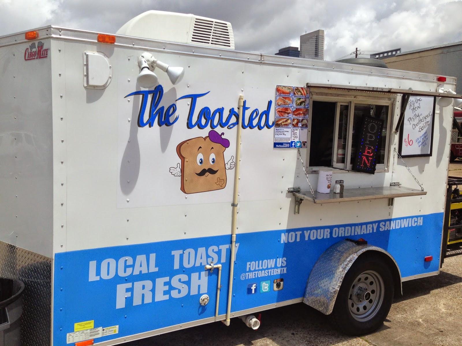 Cheezy Rider Food Truck Houston