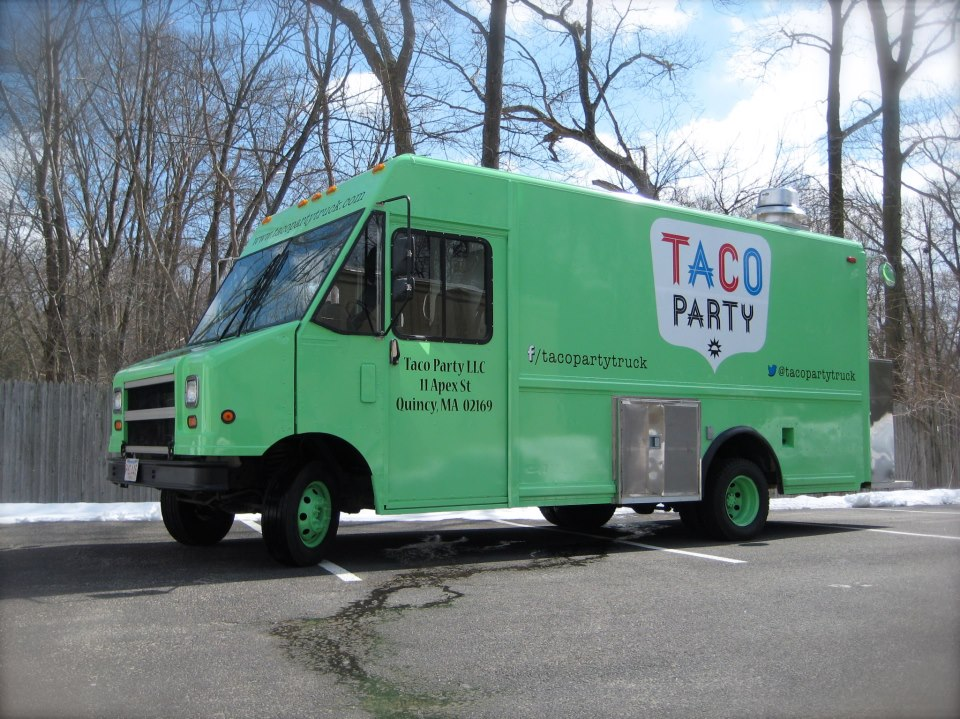 Heres Where To Find Food Trucks In Boston This Summer