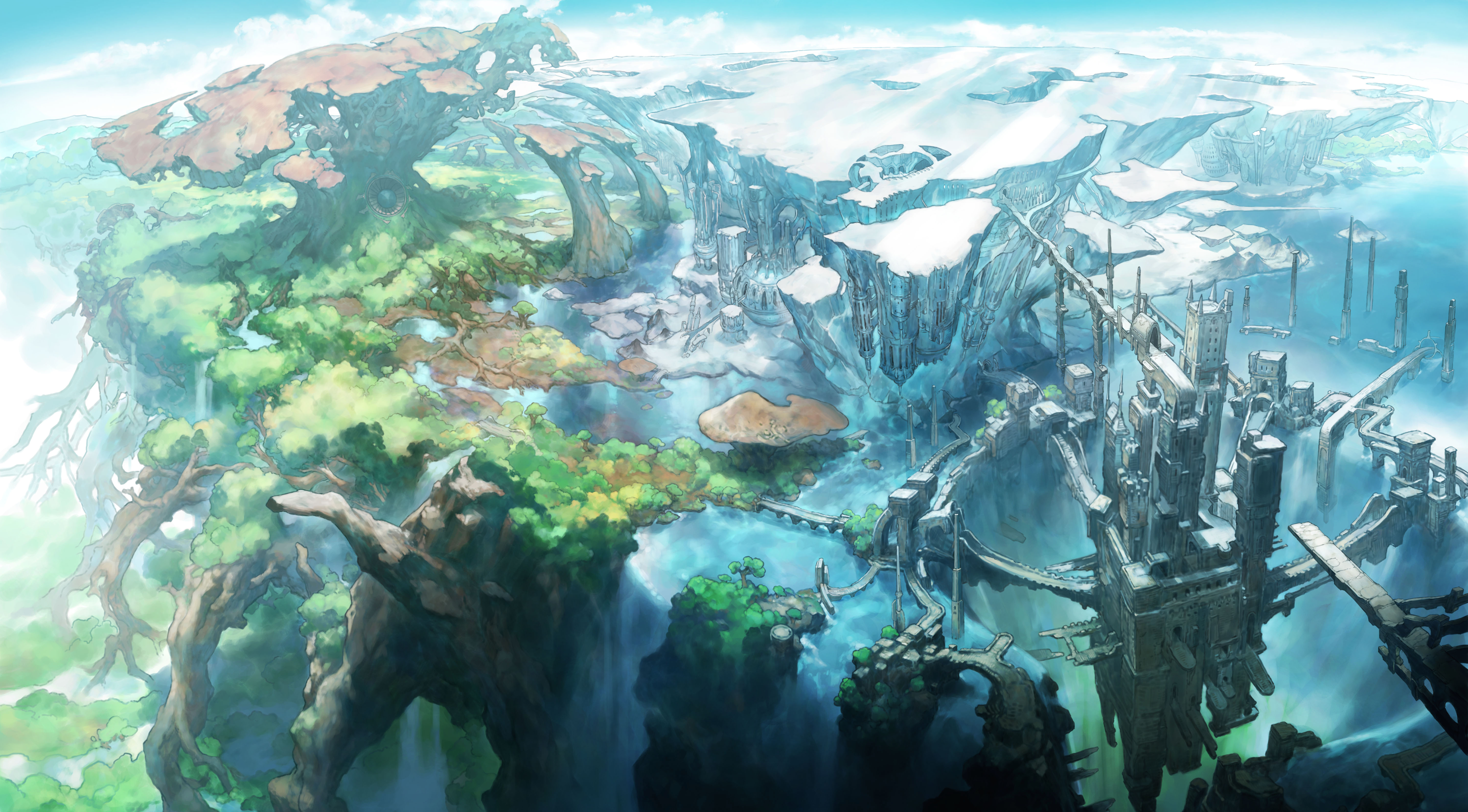 How a French studio set out to make the next great Japanese RPG | Polygon