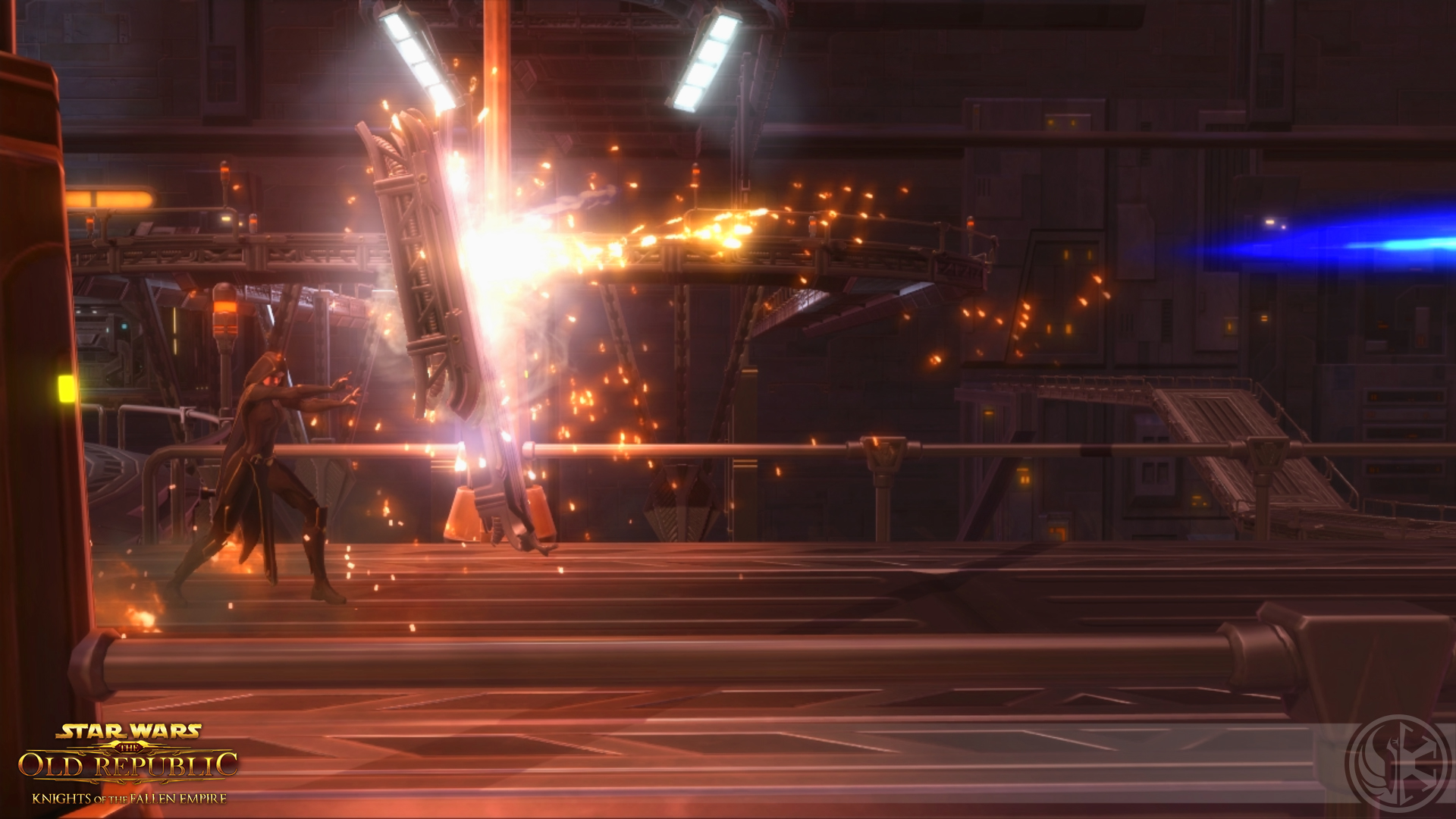 Star Wars: The Old Republic's next expansion arrives Oct. 27, is a new hope for MMOs