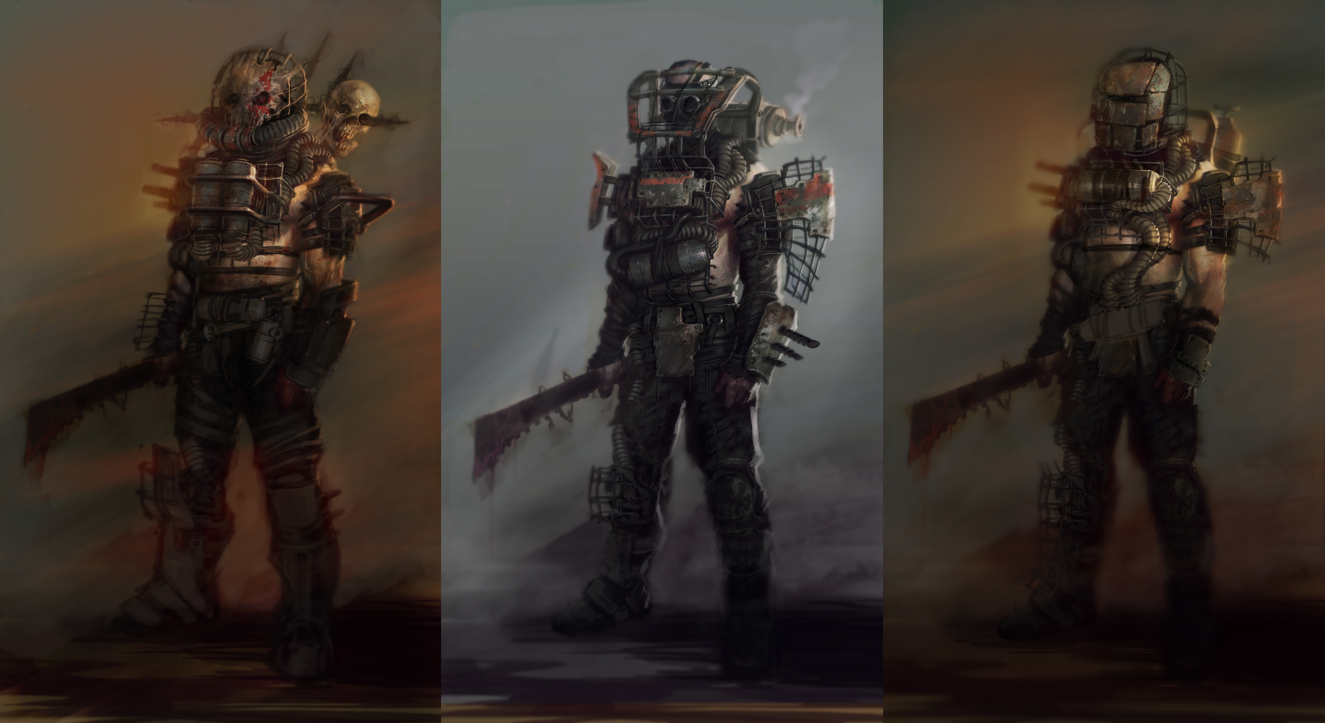 Fallout 4 S Concept Art Is Wallpaper Worthy Polygon