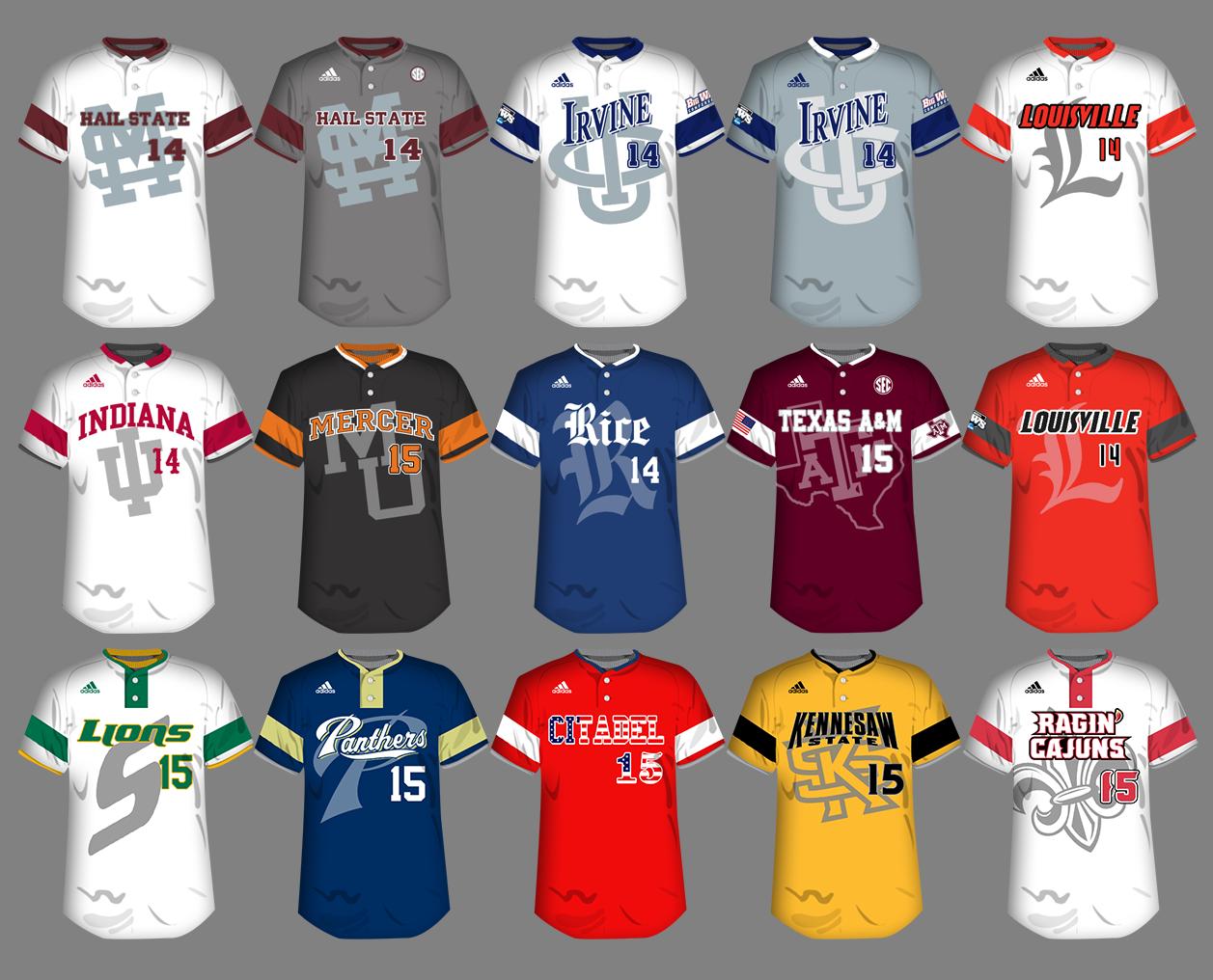 Redesigning The Auburn Baseball Uniform Part 2 The