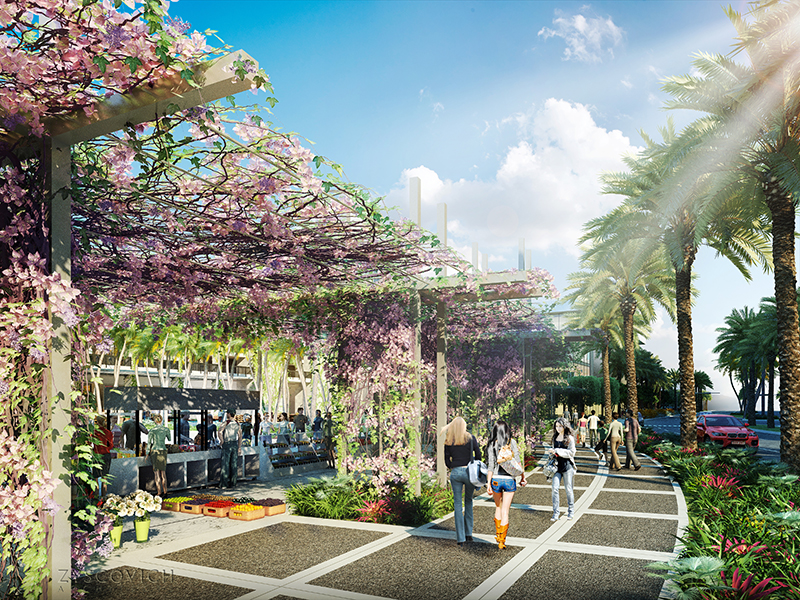 A Full Look at What Bal Harbour Shops Could Look Like After Expanding