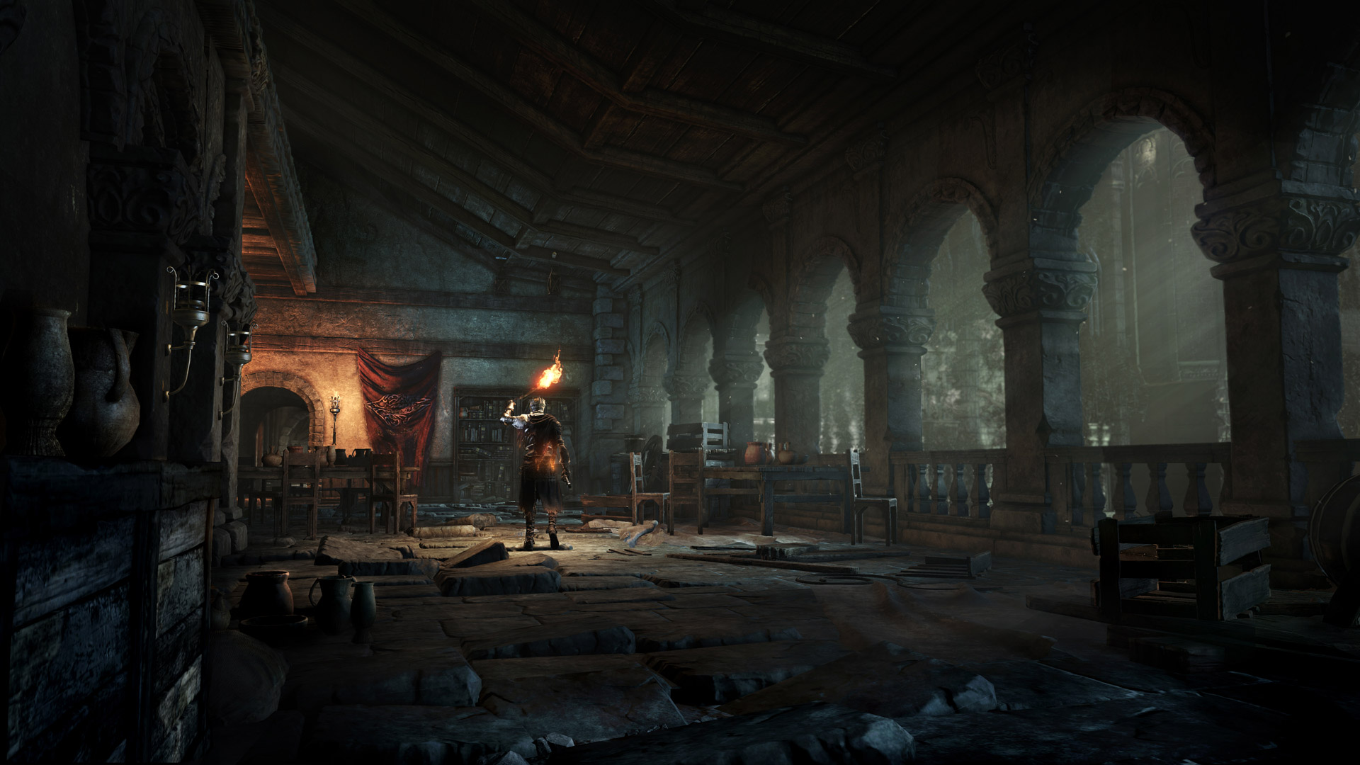 Our first look at Dark Souls 3 gameplay and its new changes to combat