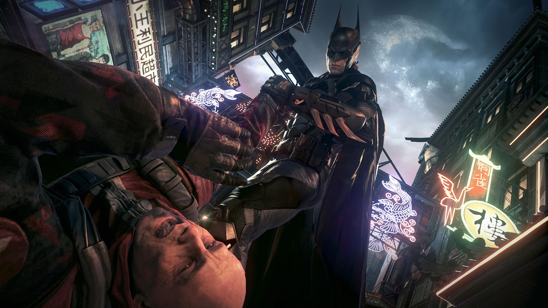 Batman: Arkham Knight review: the good fight