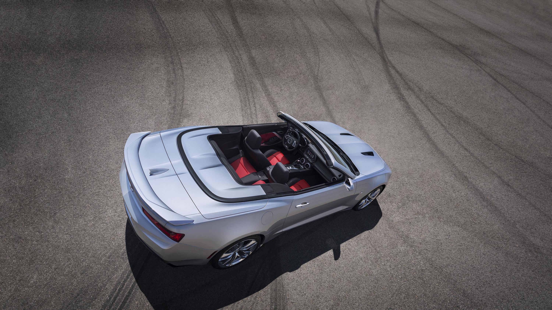2016 Chevrolet Camaro Convertible Photos