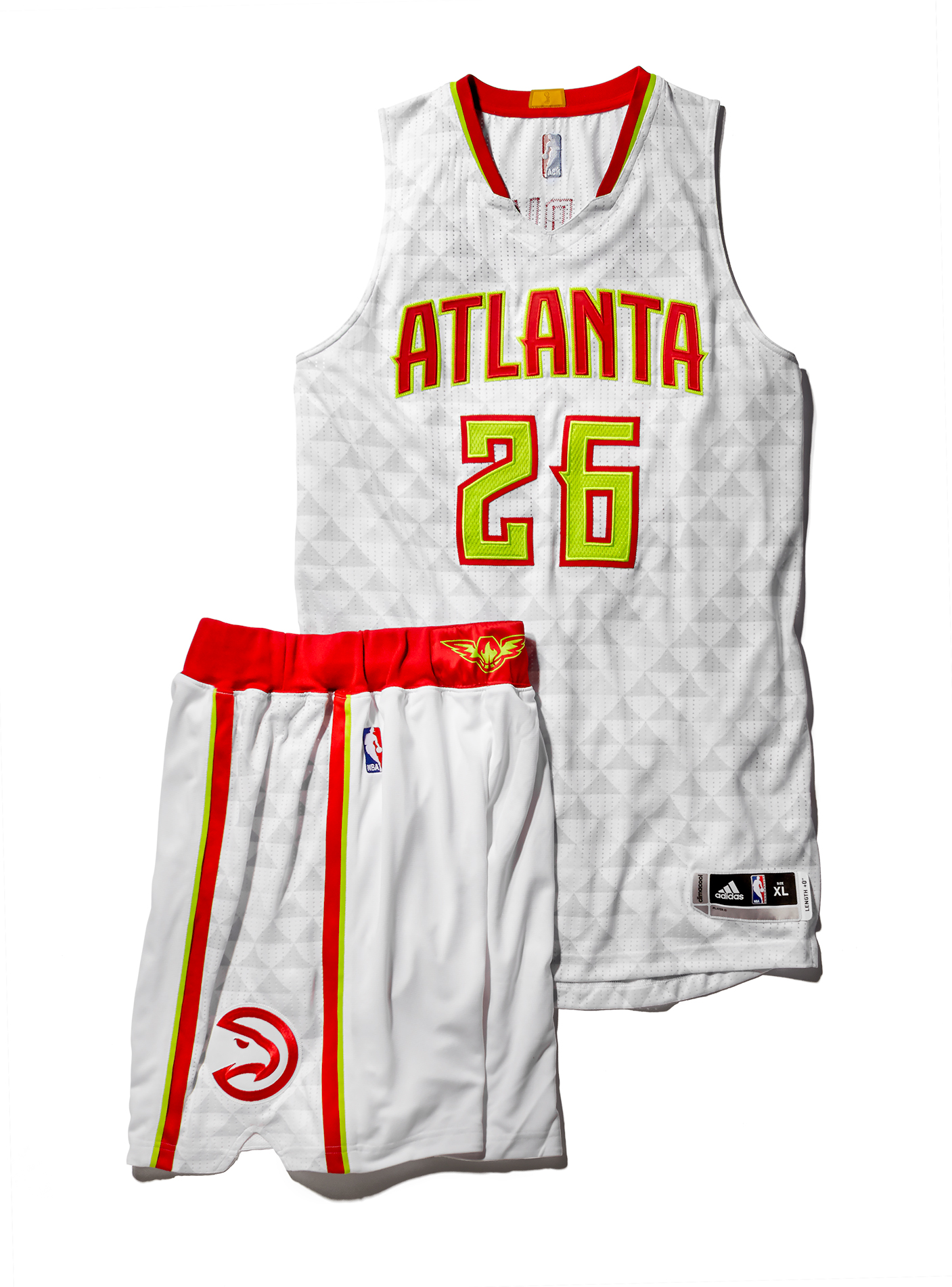 74ecf3703bc Atlanta Hawks usher in a new era with uniform unveiling - Peachtree ...