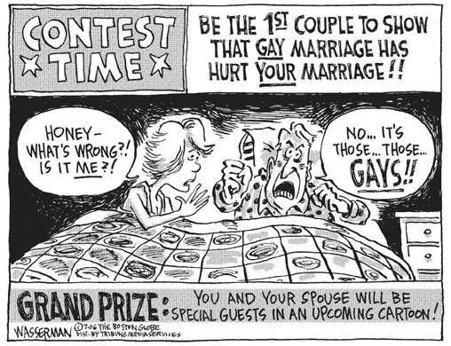 an argument against same sex marriage The american family association published 10 arguments against same-sex marriage 2008 many of them are still getting lip service, but none hold water.