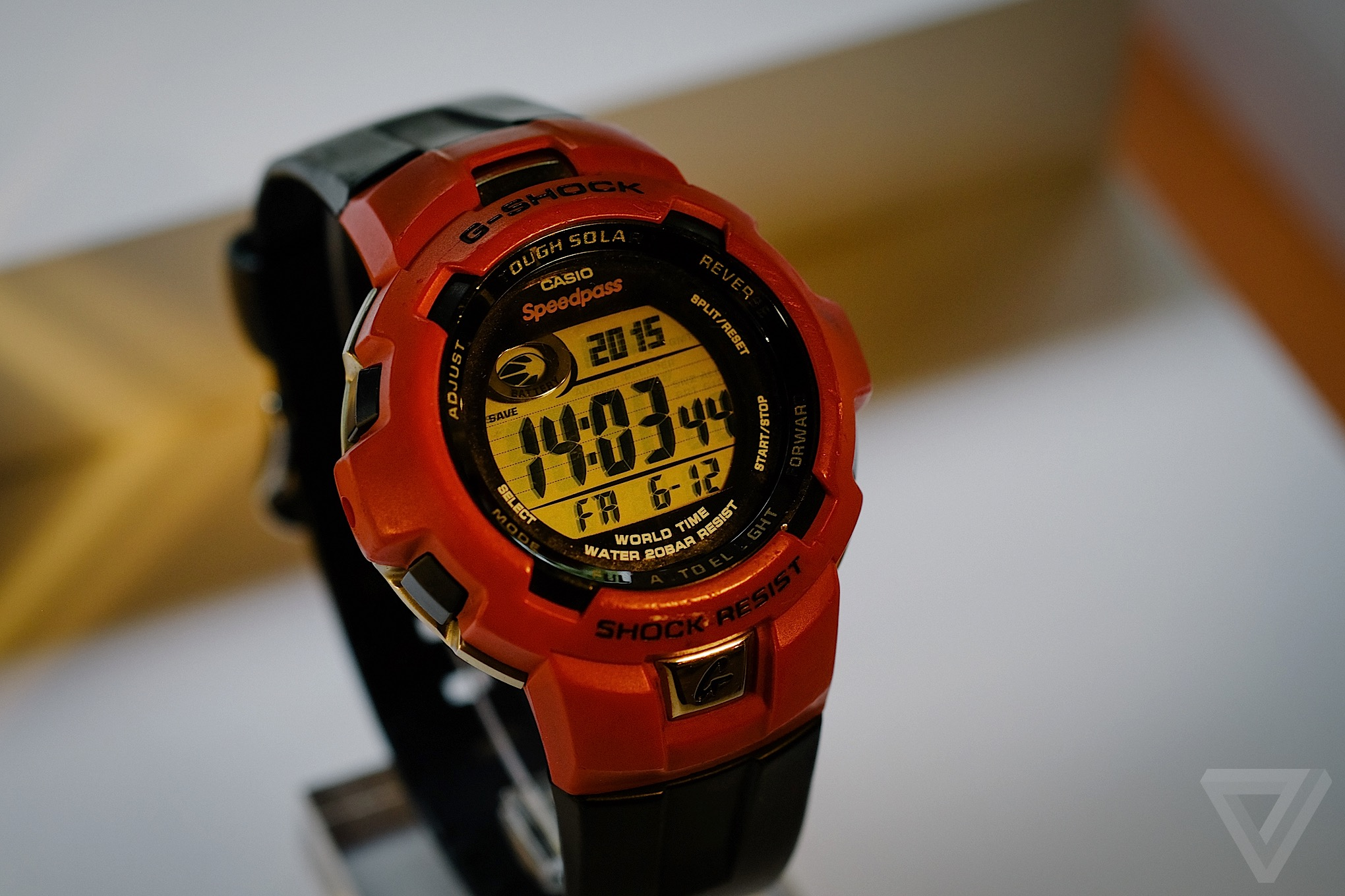 094cc0671af8 The original smartwatches  Casio s history of wild wrist designs ...