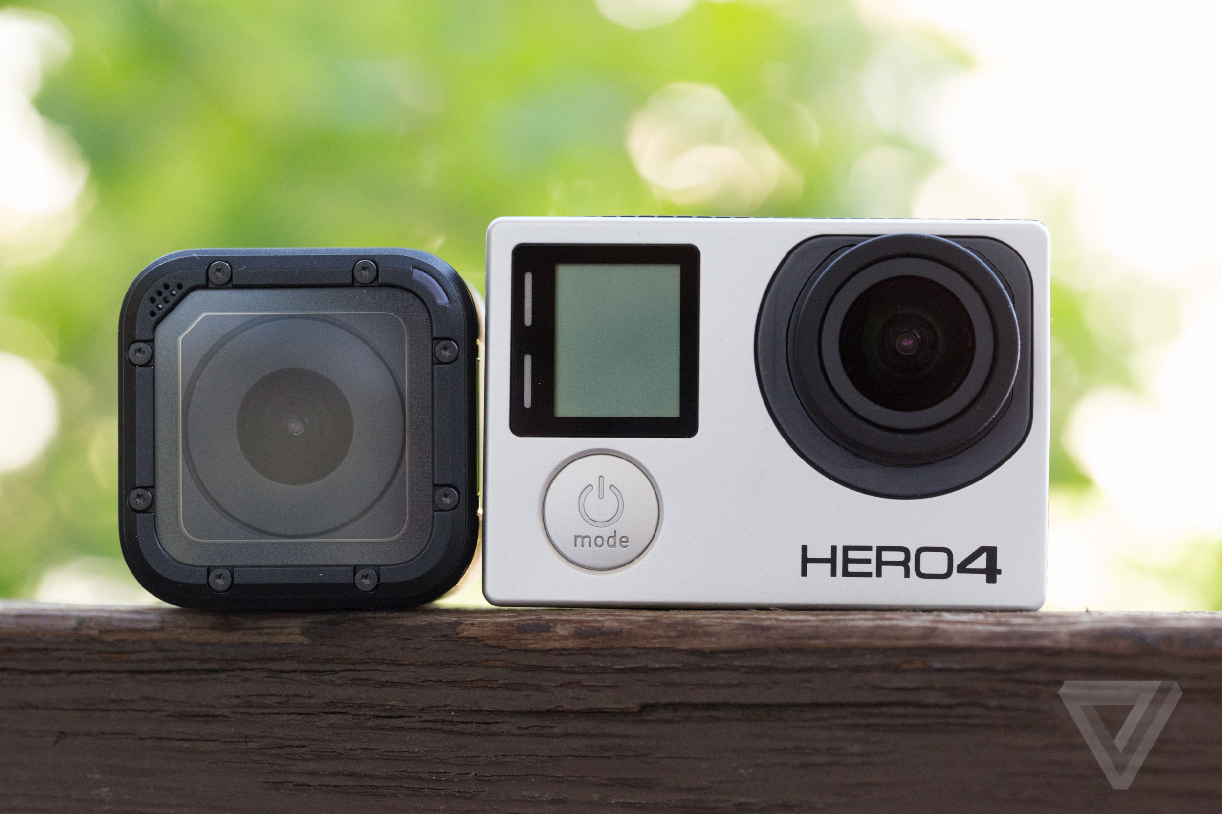 GoPro's Hero 4 Session is its smallest camera ever - The Verge