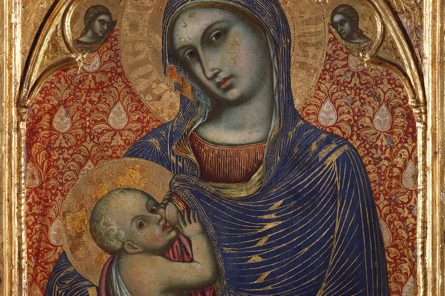 why babies in medieval paintings look like ugly old men vox
