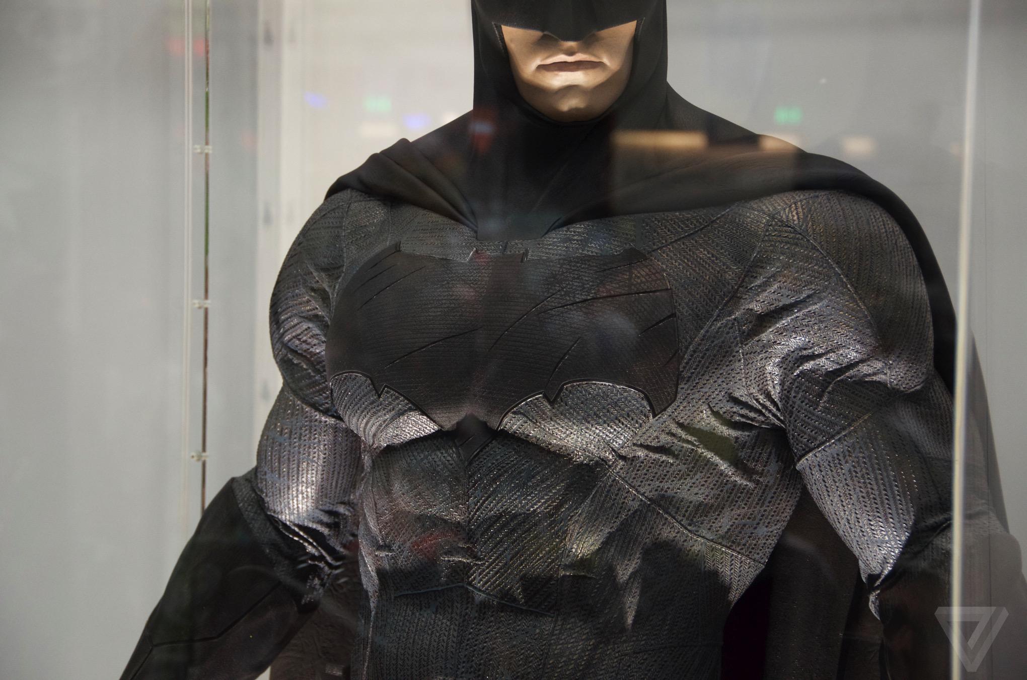 Batman V Superman Dawn Of Justice Costume Images The Verge