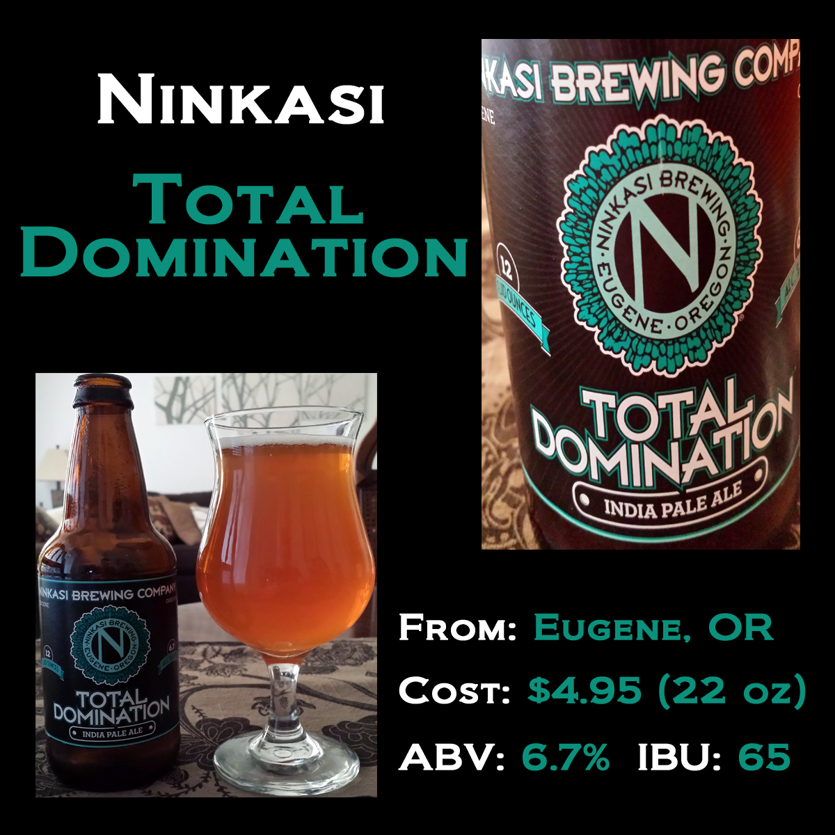 total domination beer