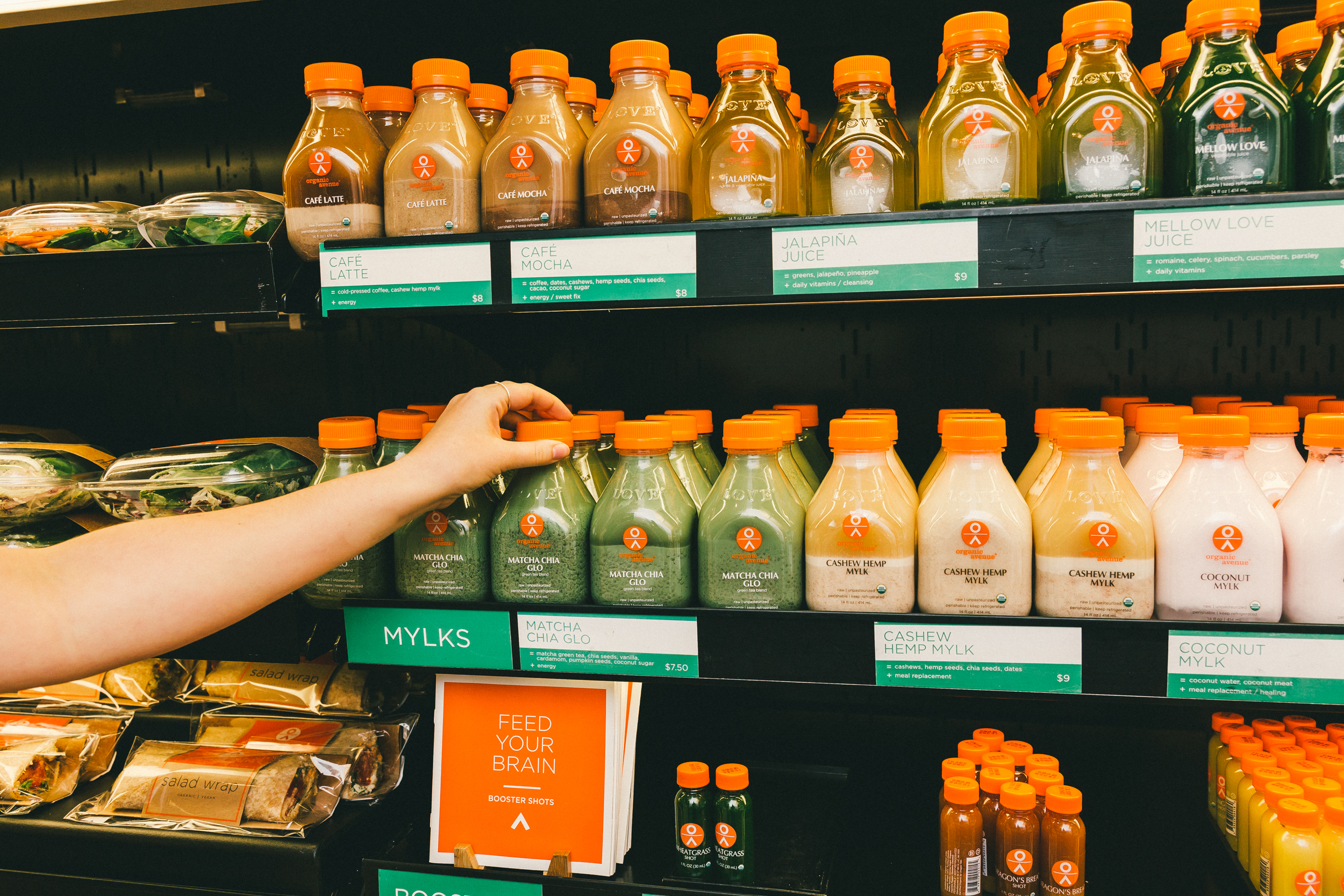 Have we reached peak juice racked you used to see people walking around with those orange organic avenue bags but not so much anymore people have lost connection to the brand malvernweather Gallery