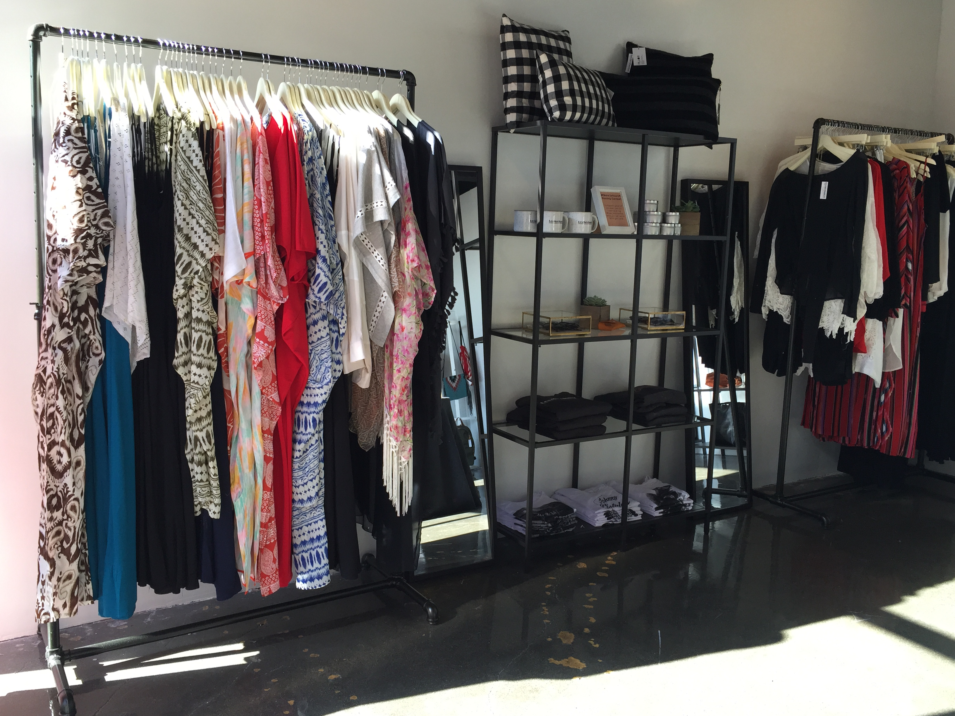 A Fledgling Fashion Label Just Set Up Shop in Ghirardelli Square